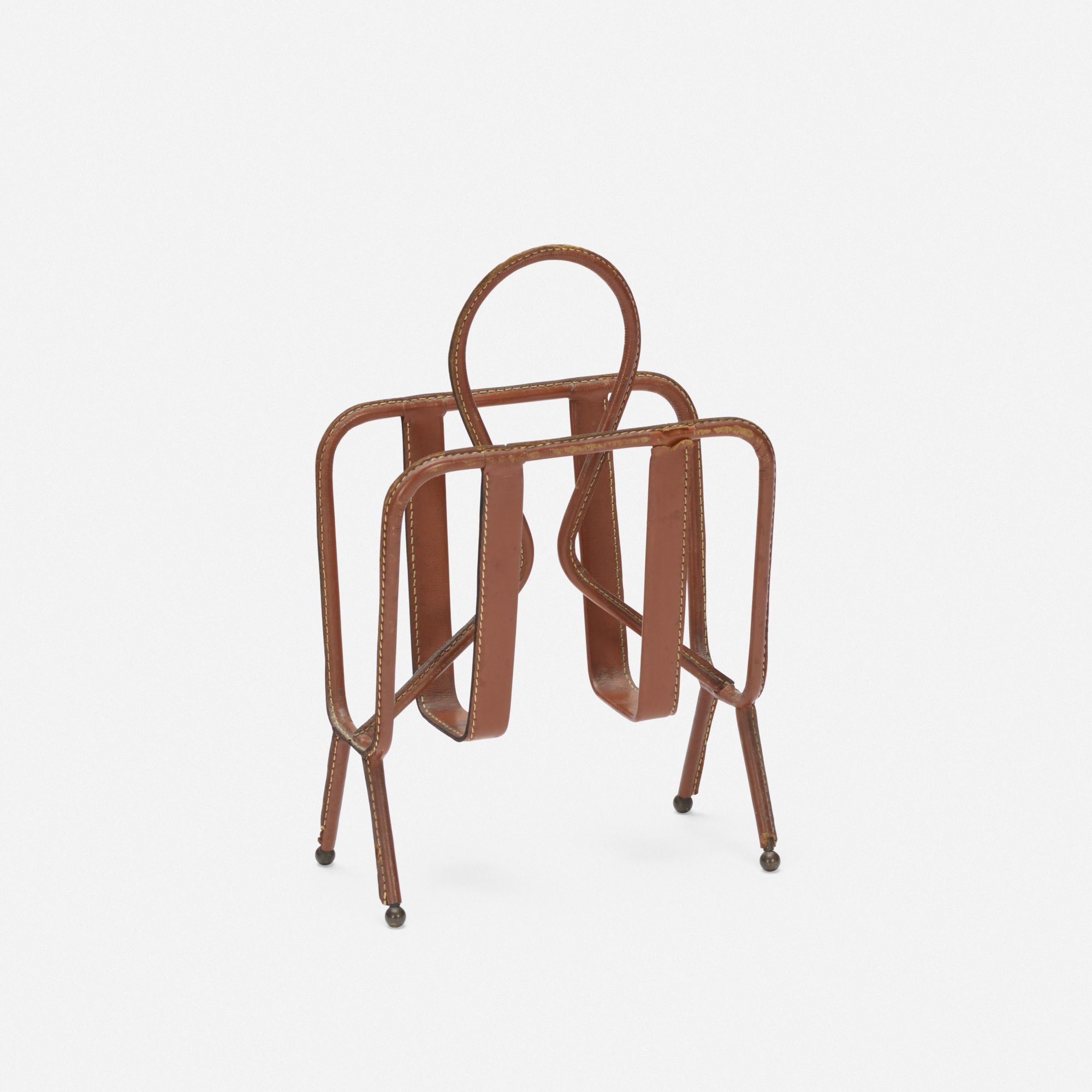 339: Jacques Adnet / magazine stand (1 of 2)