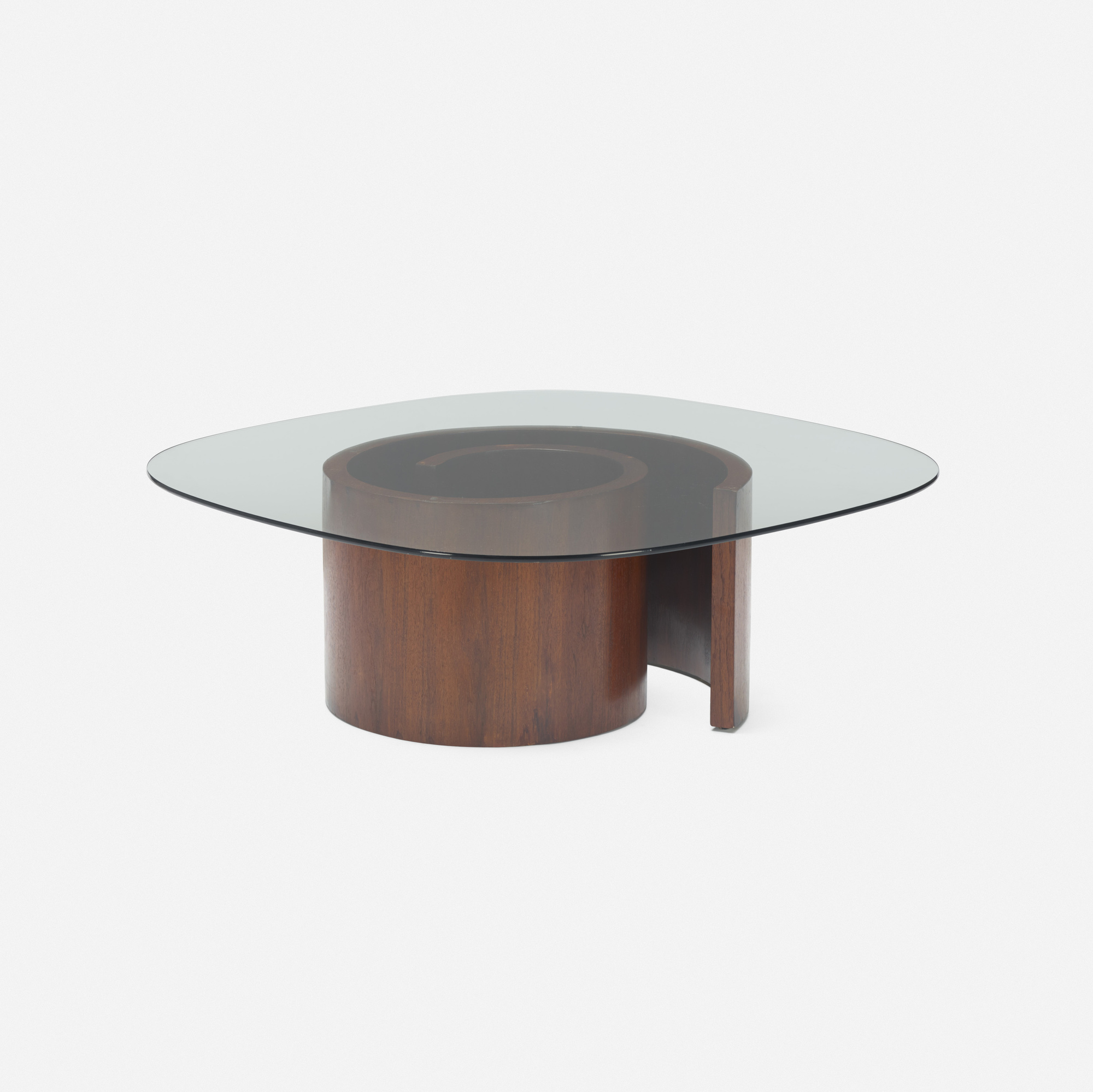 340 Vladimir Kagan coffee table Mass Modern Day 1 10 August