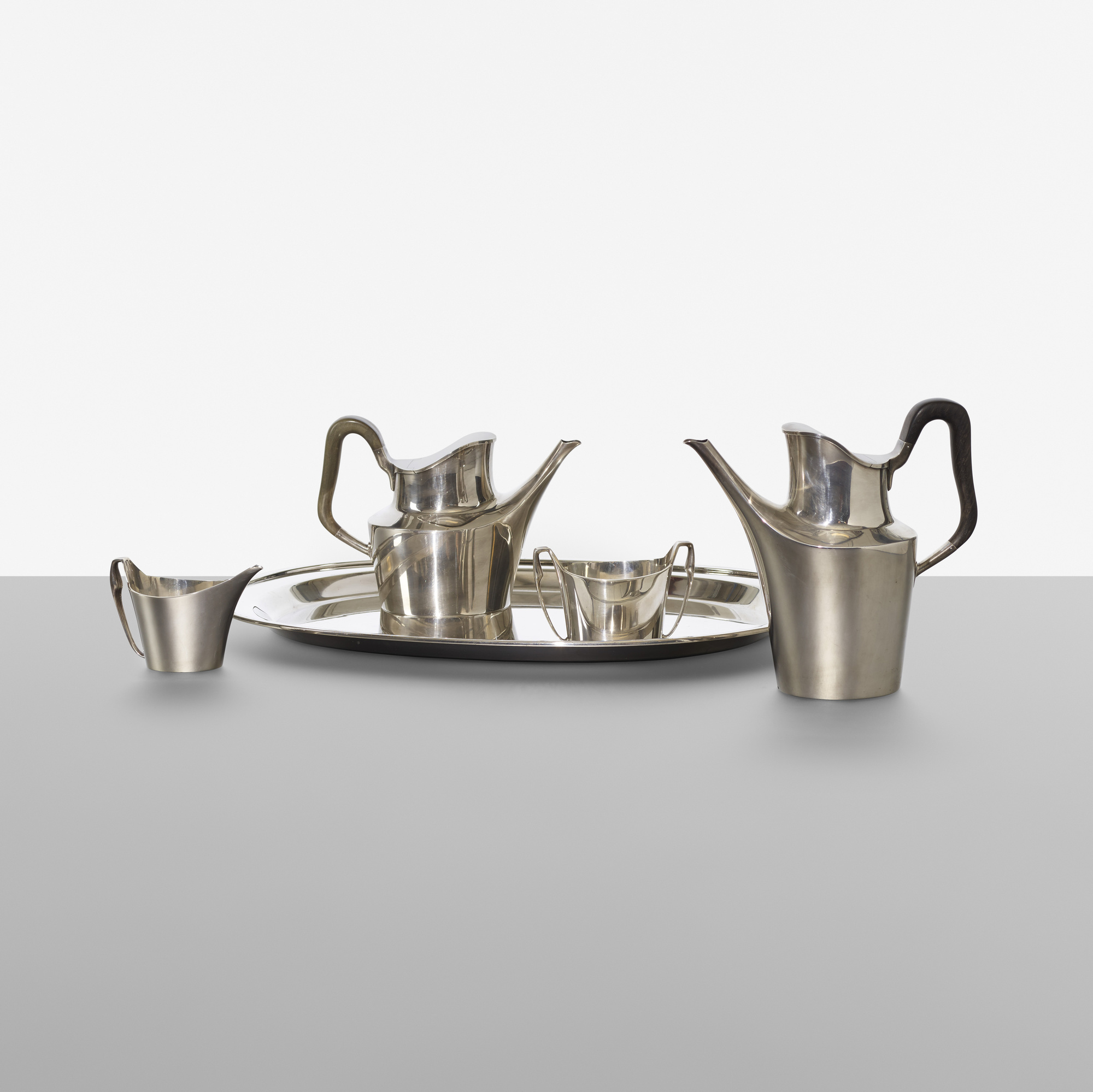 340: Hans Hansen / coffee and tea service (1 of 2)
