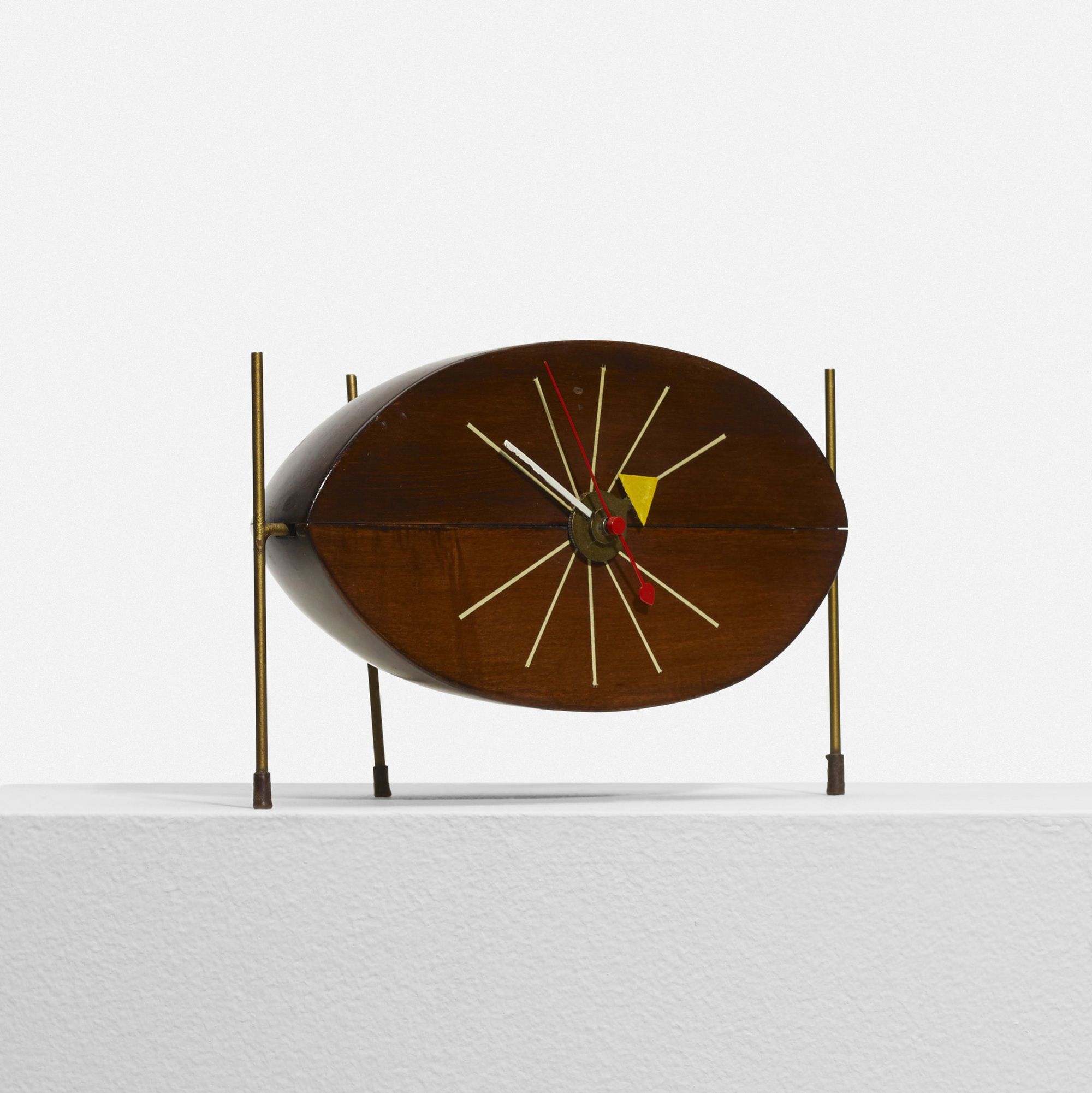 340: George Nelson & Associates / Watermelon table clock, model 2219D (2 of 4)