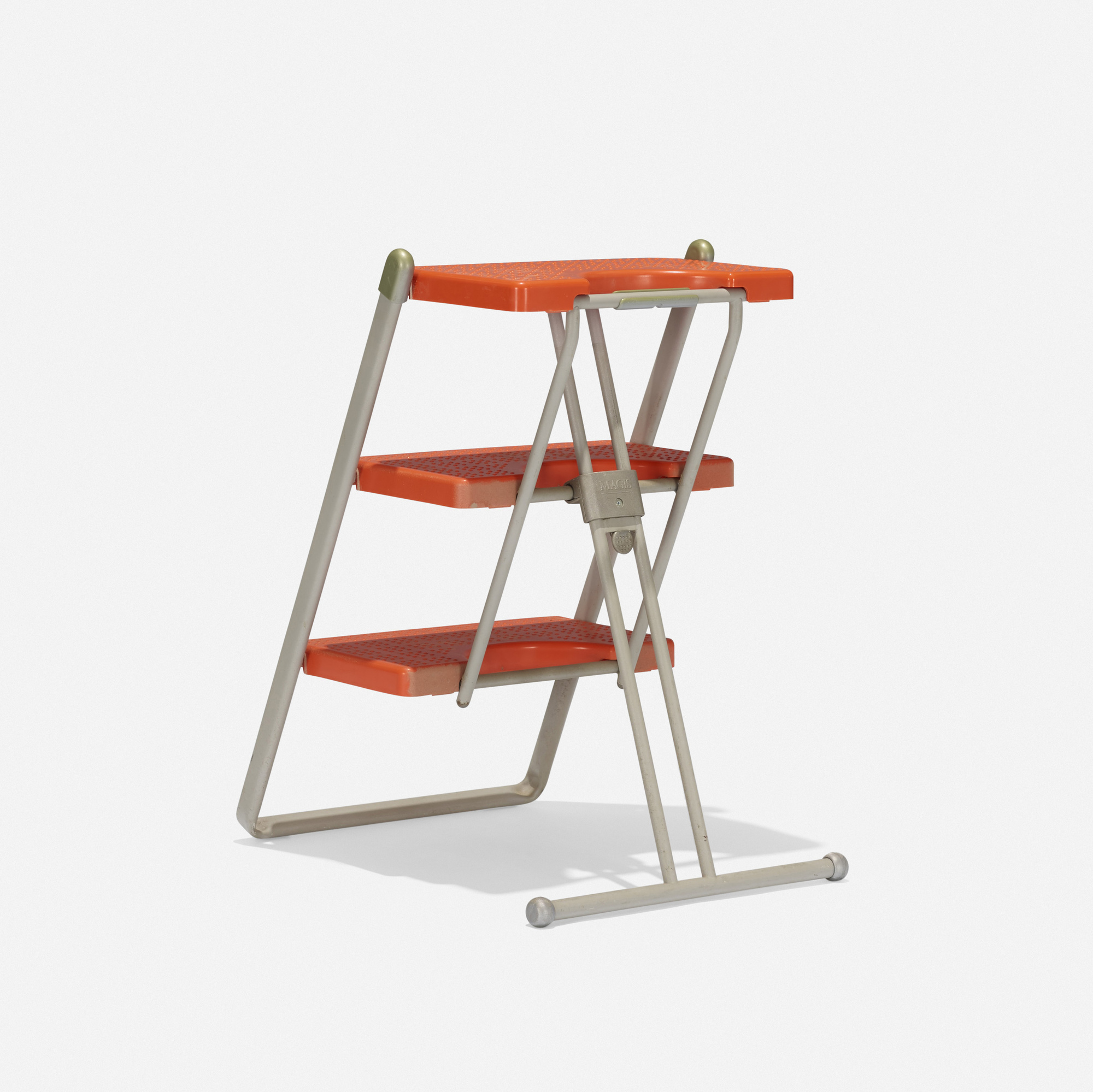 340: Andries and Hiroko Van Ock / Nuovastep folding step-ladder (2 of 3)