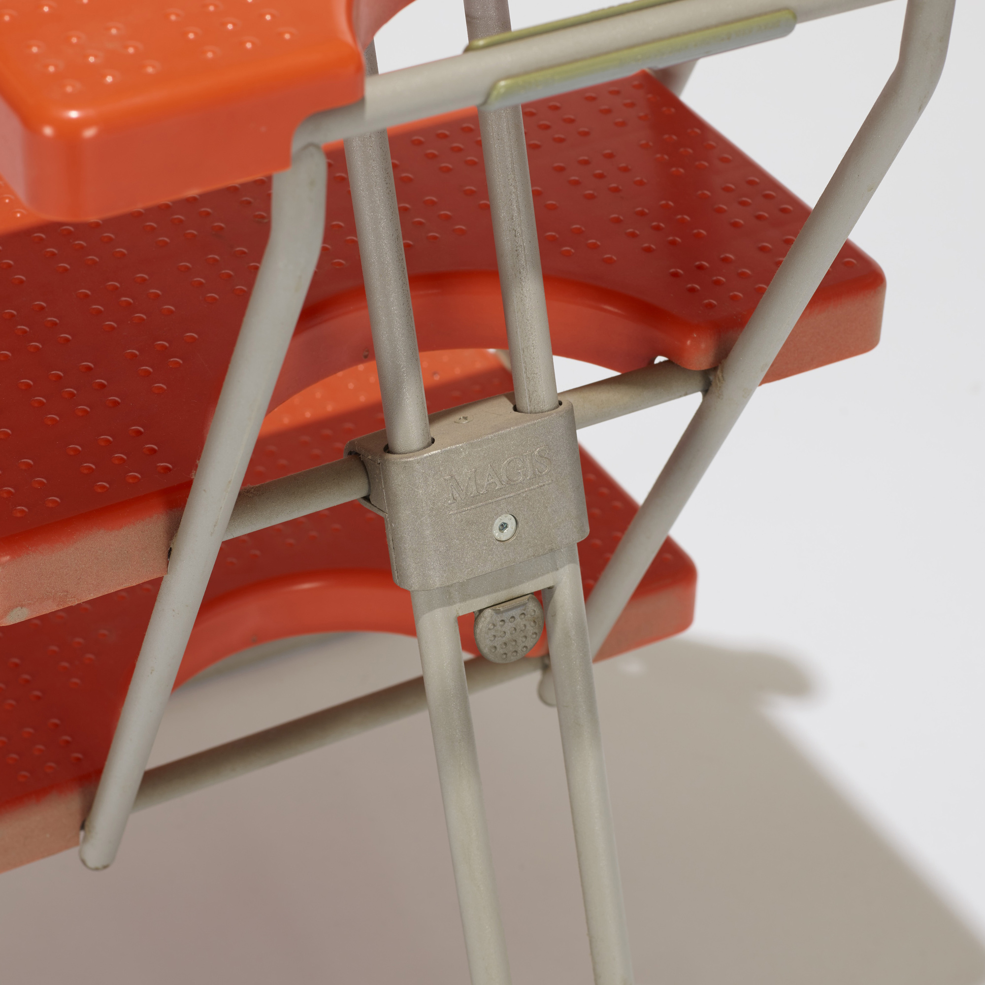 340: Andries and Hiroko Van Ock / Nuovastep folding step-ladder (3 of 3)
