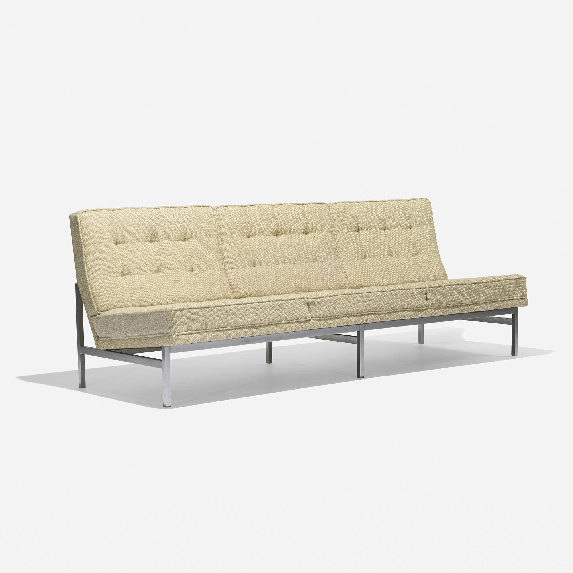 341 Florence Knoll Sofa Model 2551 1 Of 3