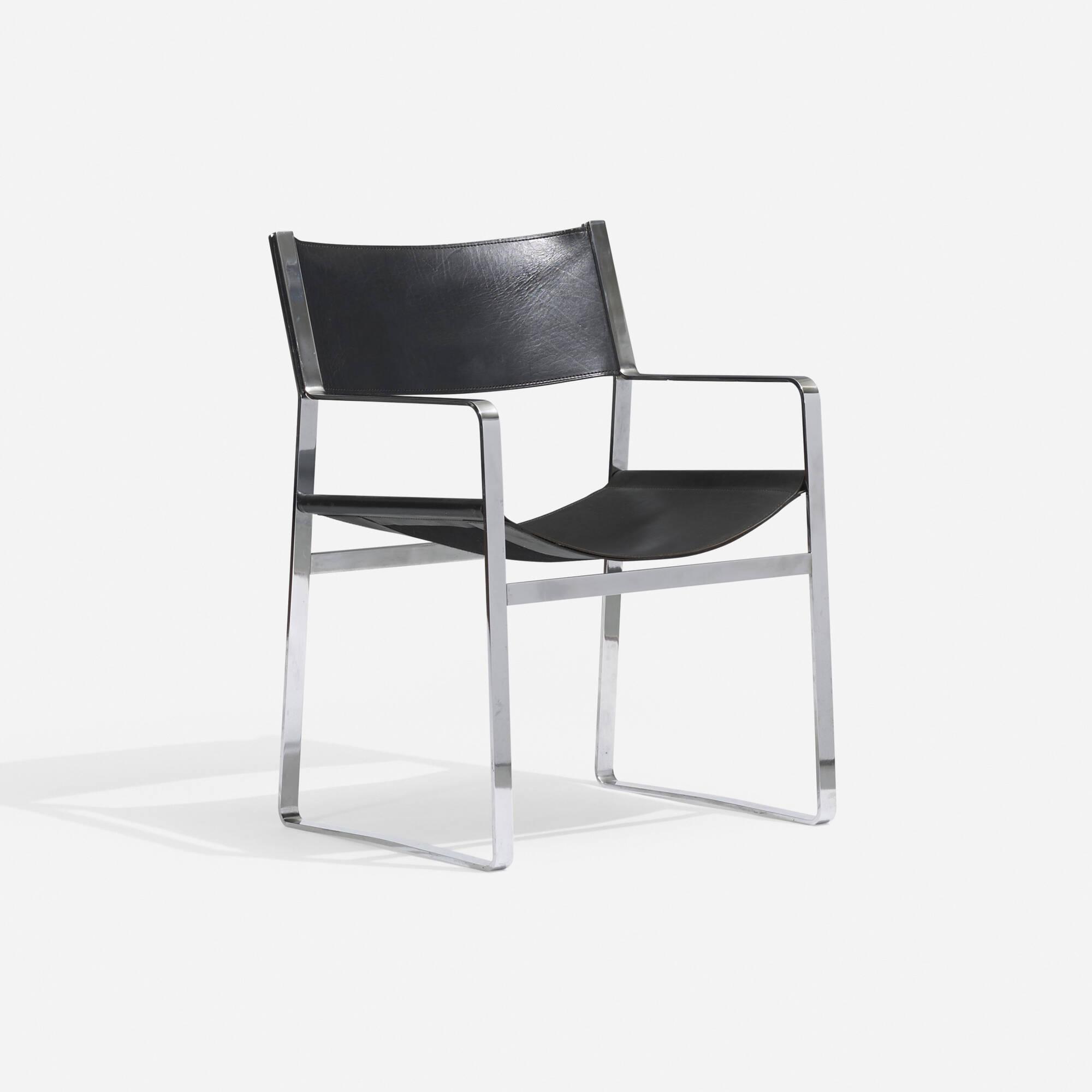 341: Hans J. Wegner / armchair, model JH812 (2 of 3)