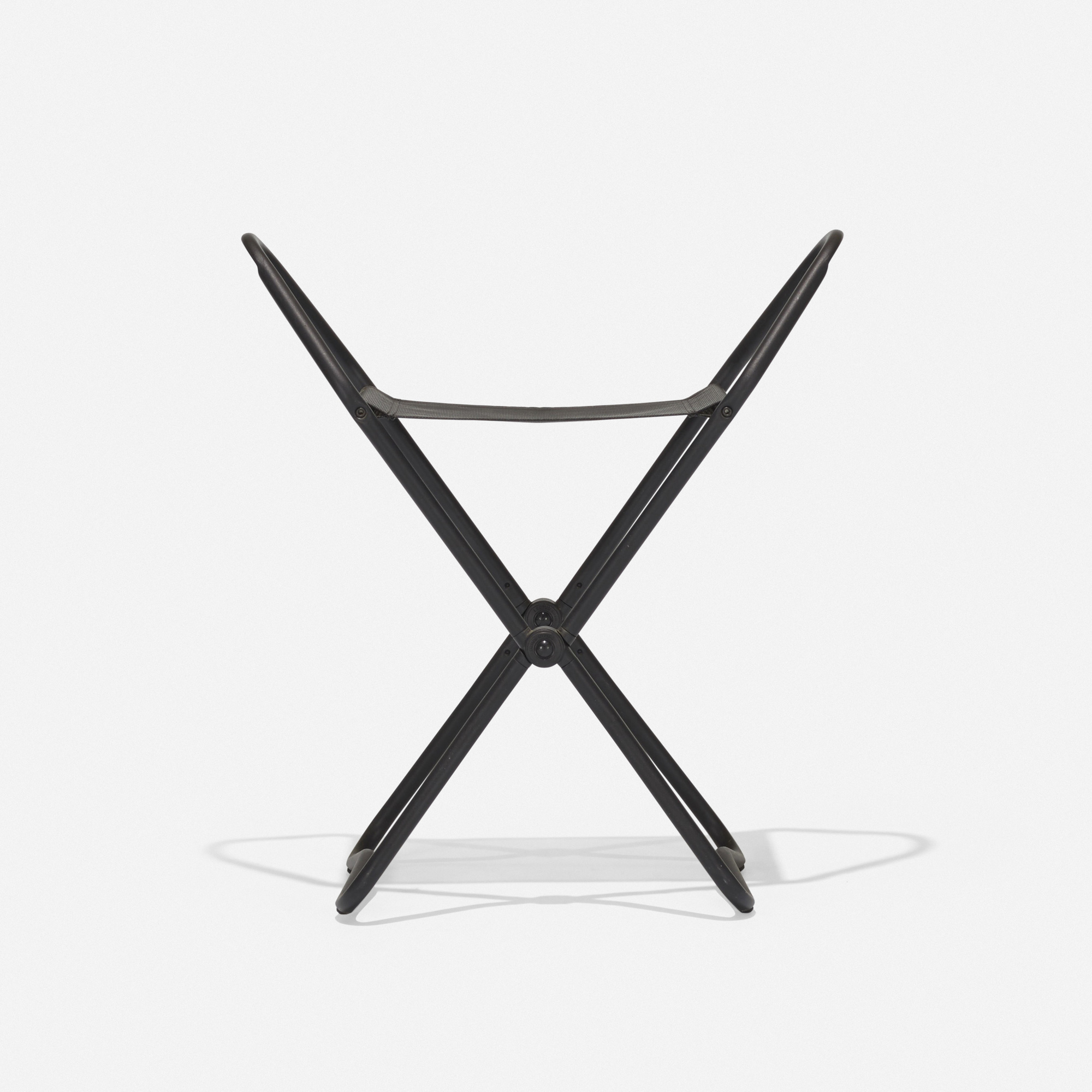 341: A & E Design (Tom Ahlström and Hans Ehrich) / Stockholm II folding stool (2 of 3)