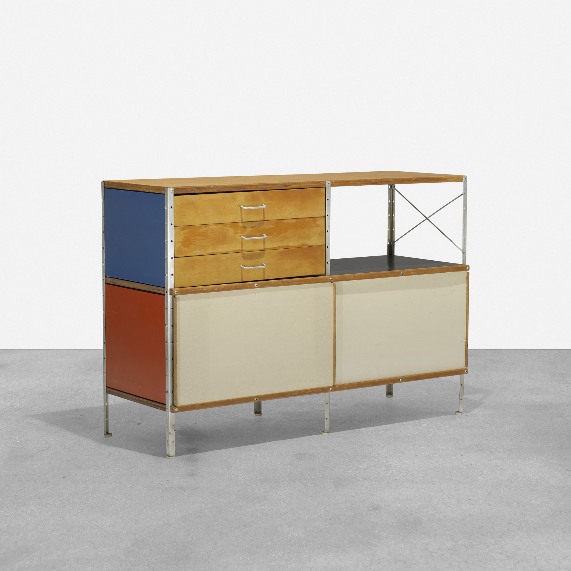 342: Charles and Ray Eames / ESU 200-C (1 of 4)