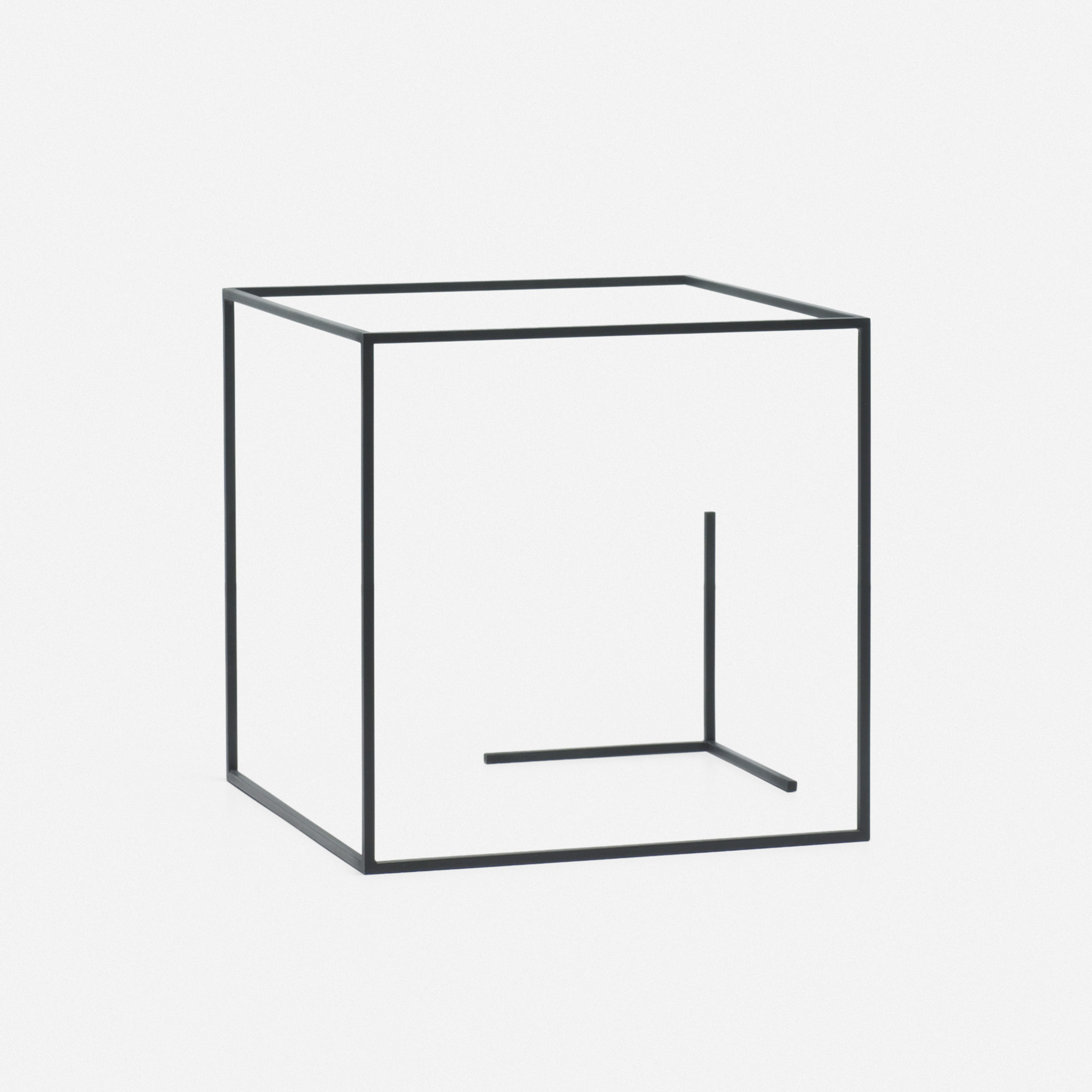 342: Ron Gilad / Cube + Corner No. 2 (from Spaces, Etc.) (1 of 1)