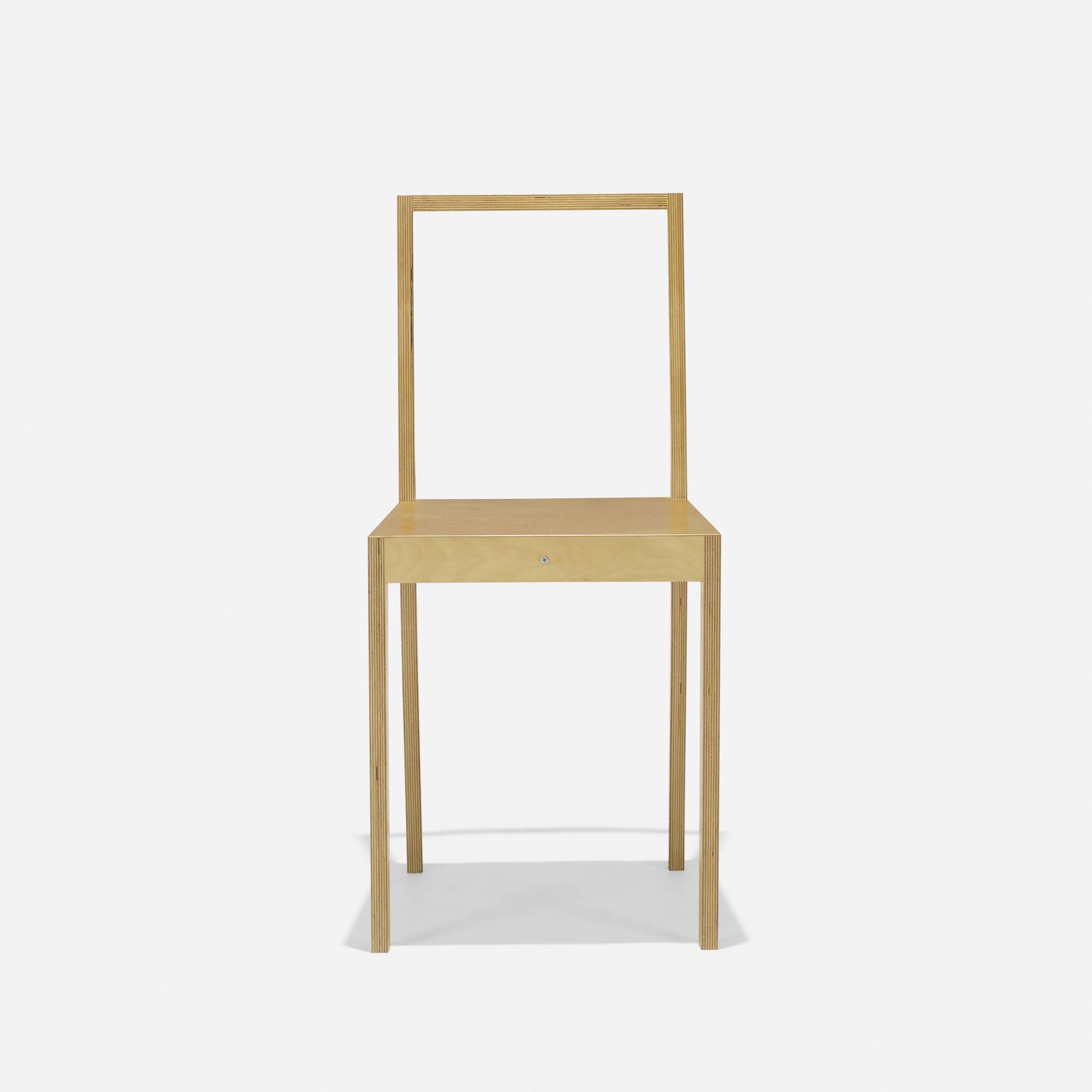 342: Jasper Morrison / Ply chair (2 of 4)