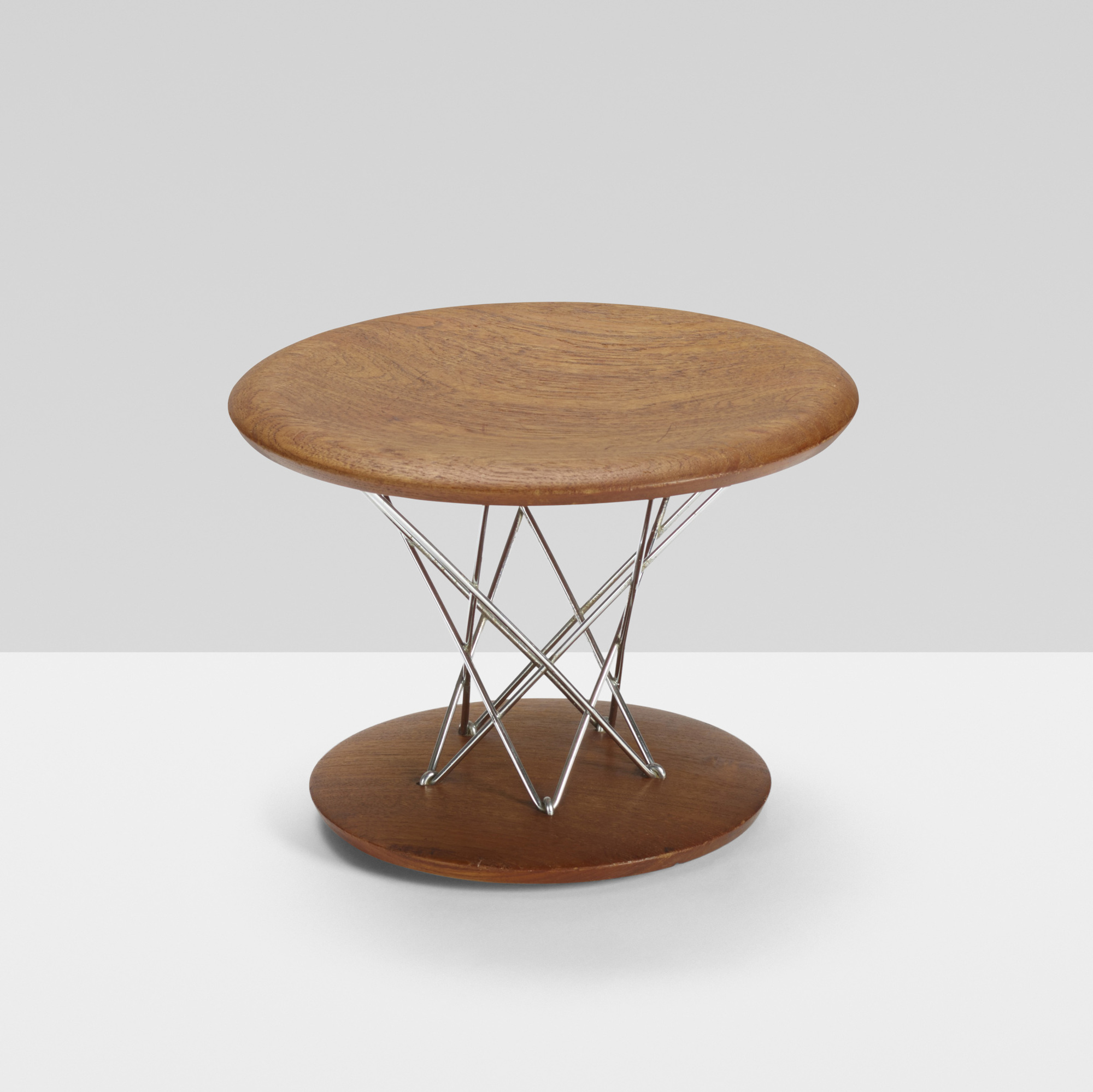 344: Isamu Noguchi / Rocking stool, model 85T (2 of 3)