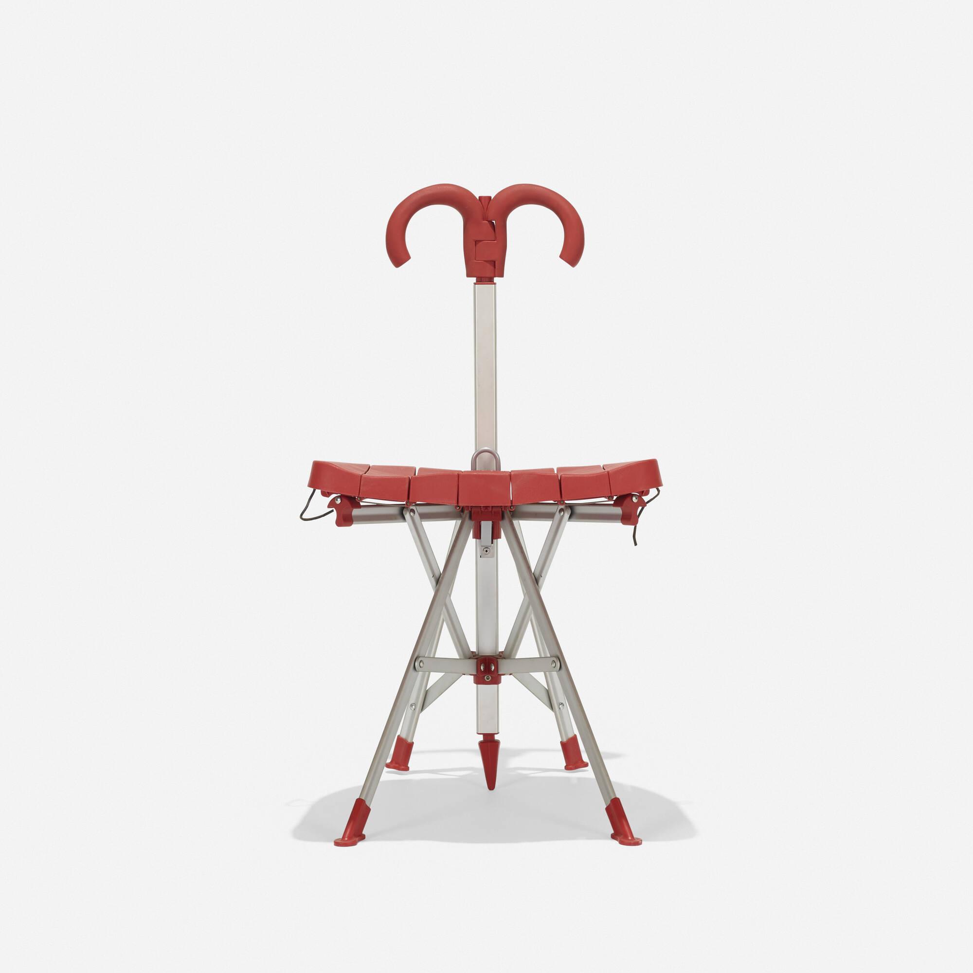 345: Gaetano Pesce / Umbrella chair (1 of 3)