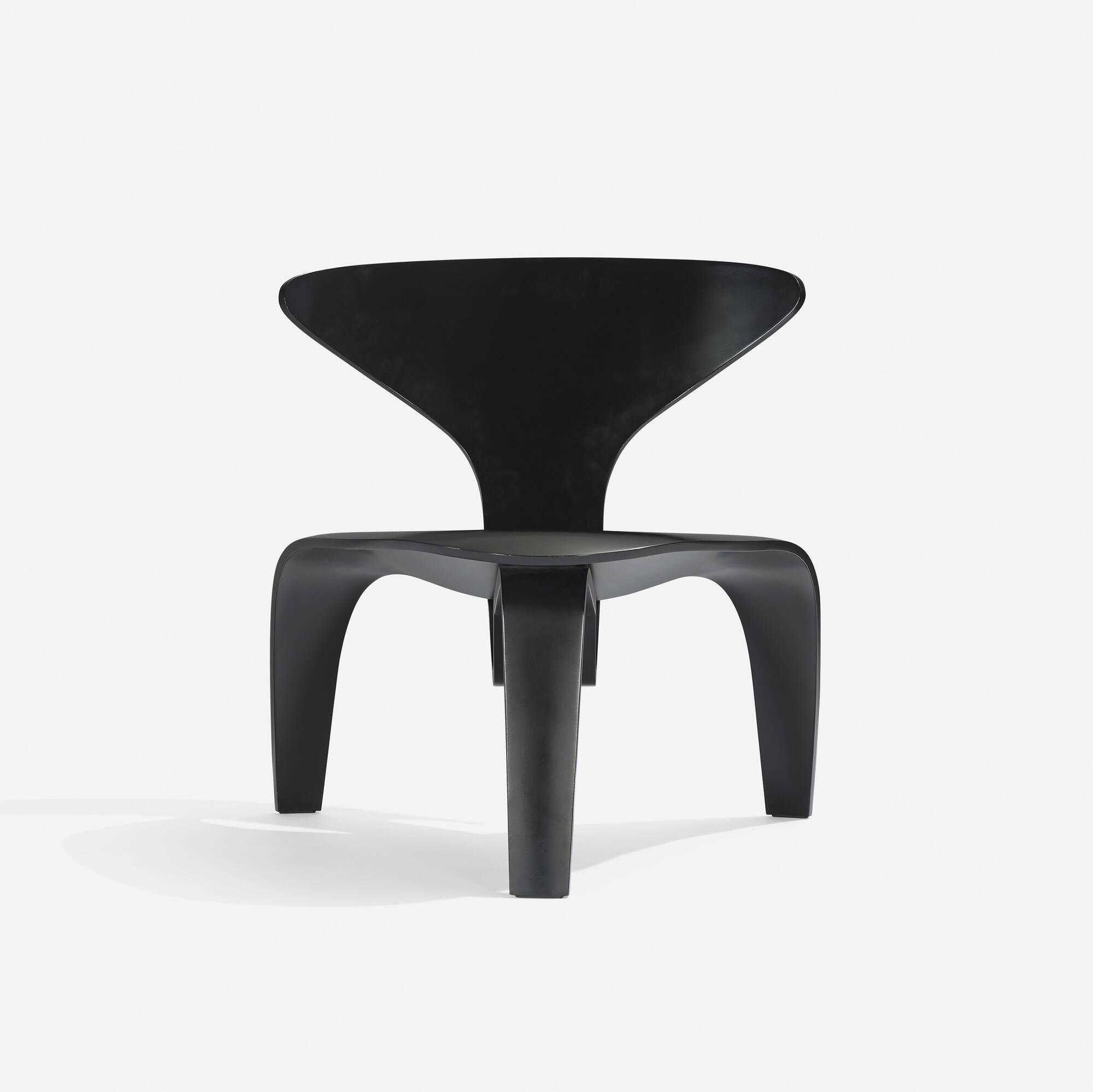346 POUL KJAERHOLM, PK 0 lounge chair