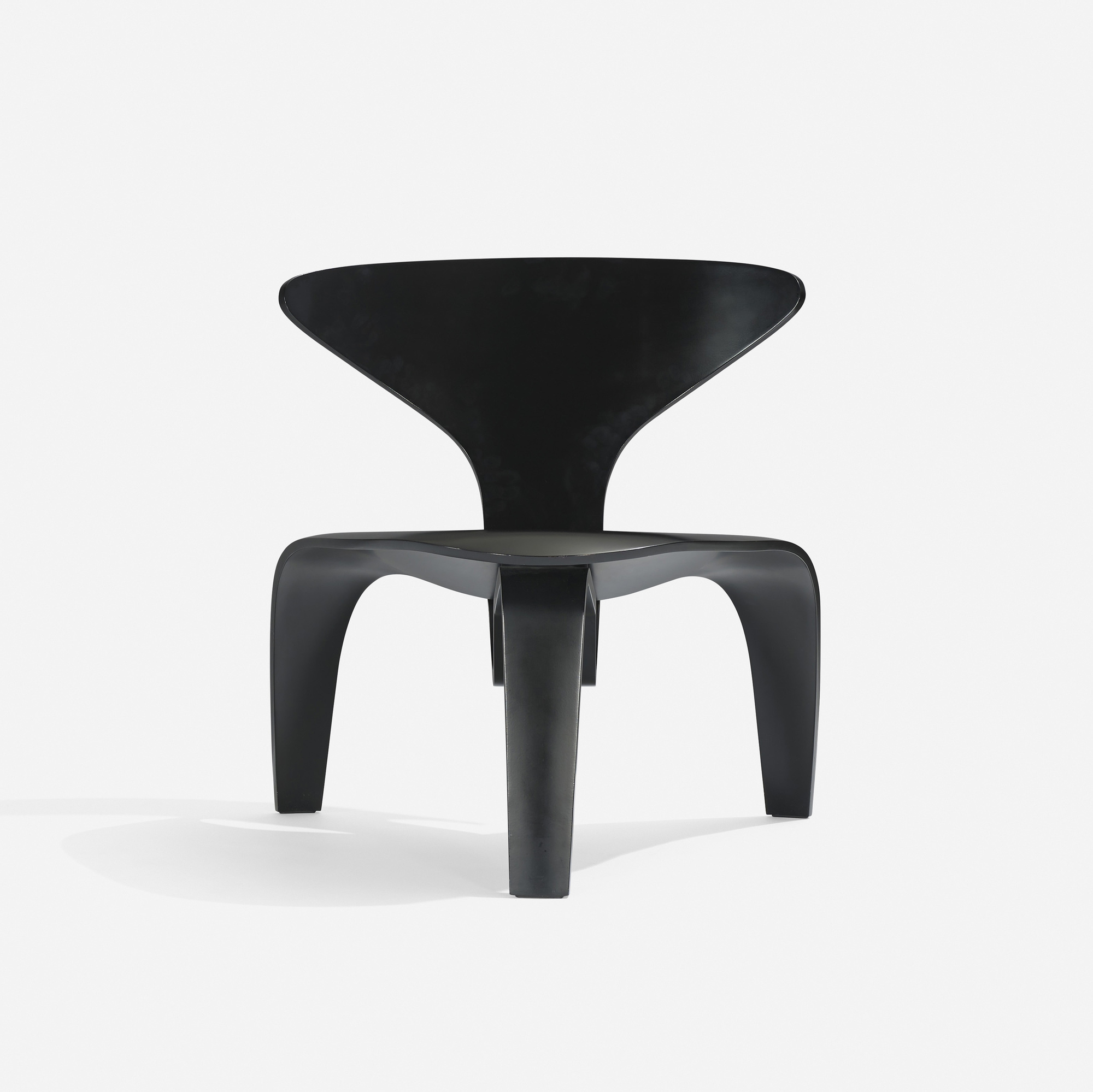 ... 346: Poul Kjaerholm / PK 0 Lounge Chair (2 Of 5)