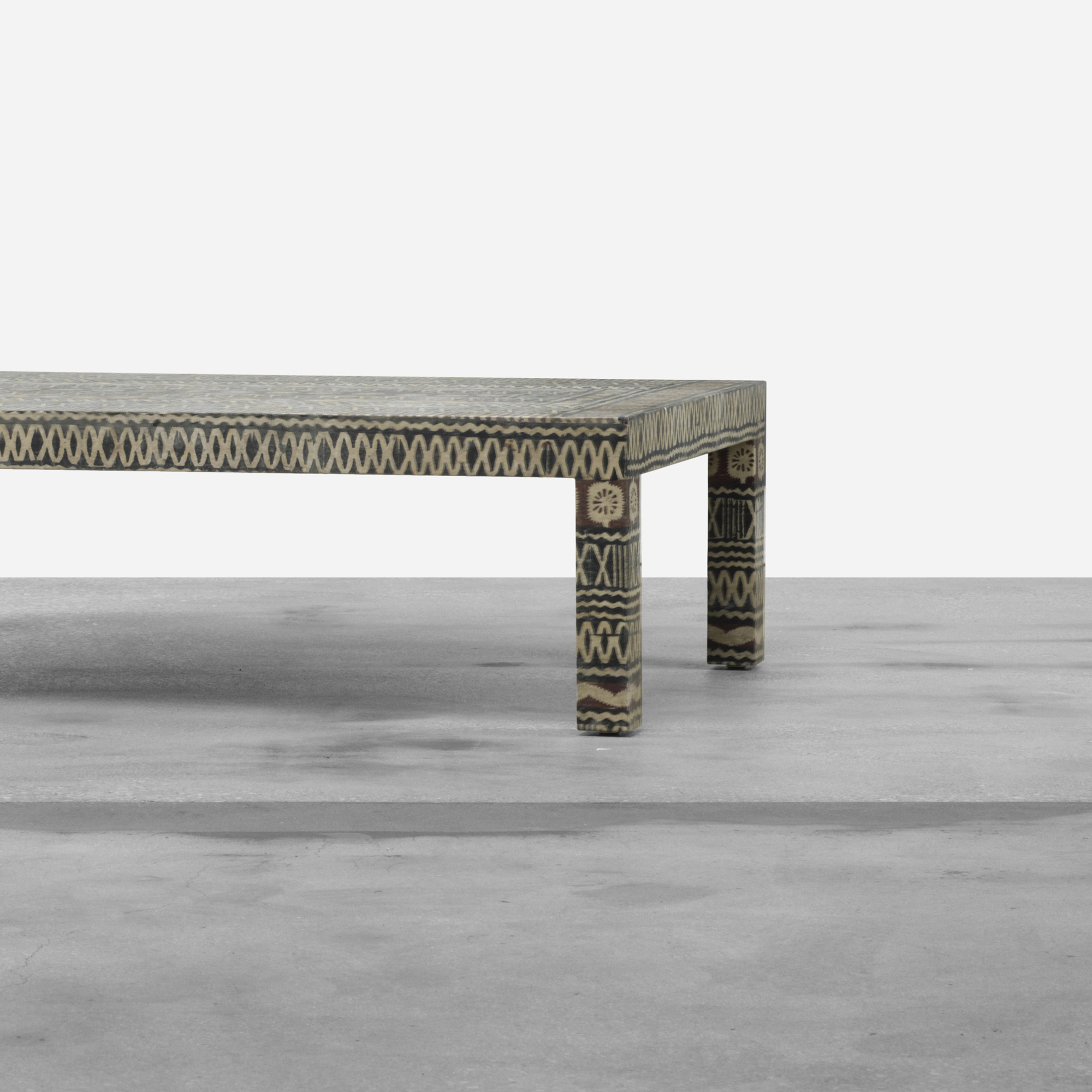 ... 346: Karl Springer / Coffee Table (3 Of 3)