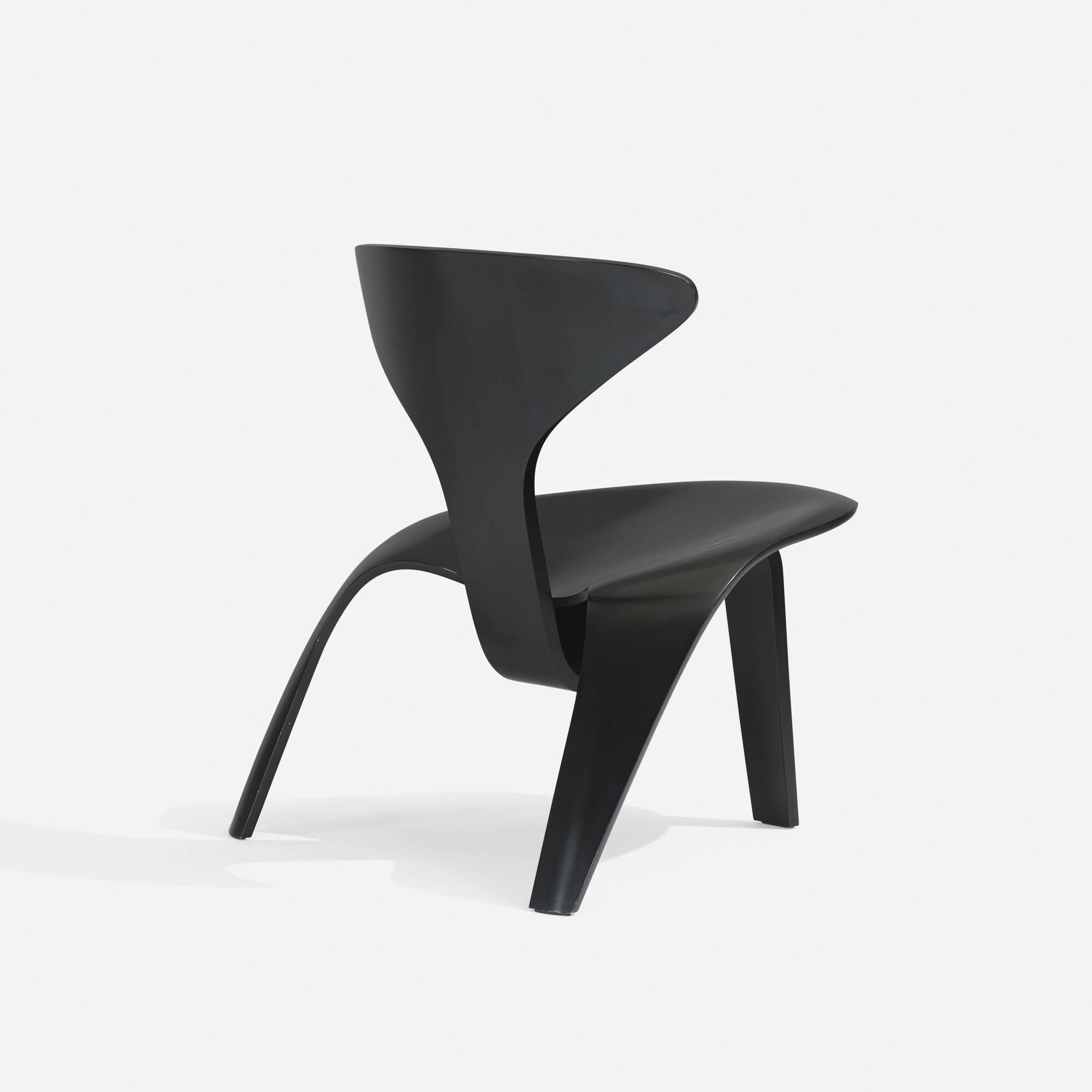 346 Poul Kjaerholm Pk 0 Lounge Chair