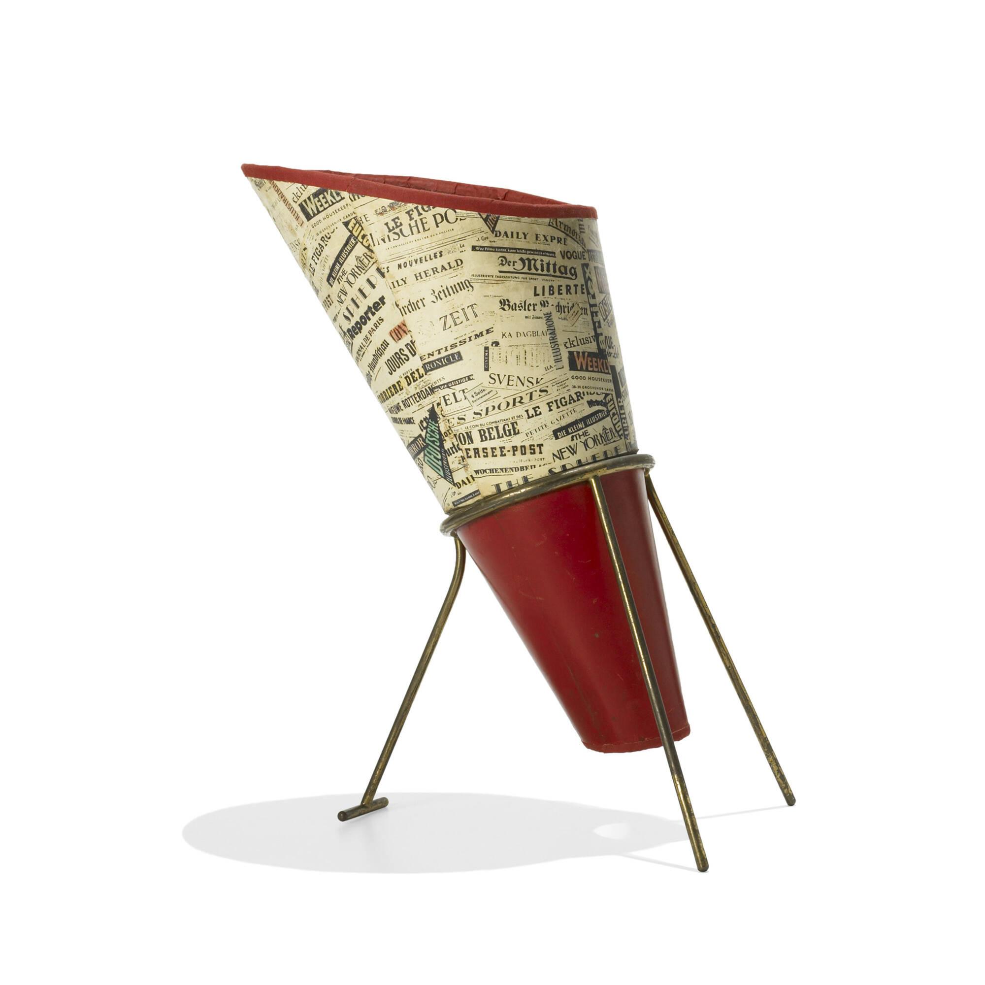 Umbrella Stand Next: 349: CARL AUBÖCK II, Umbrella Stand