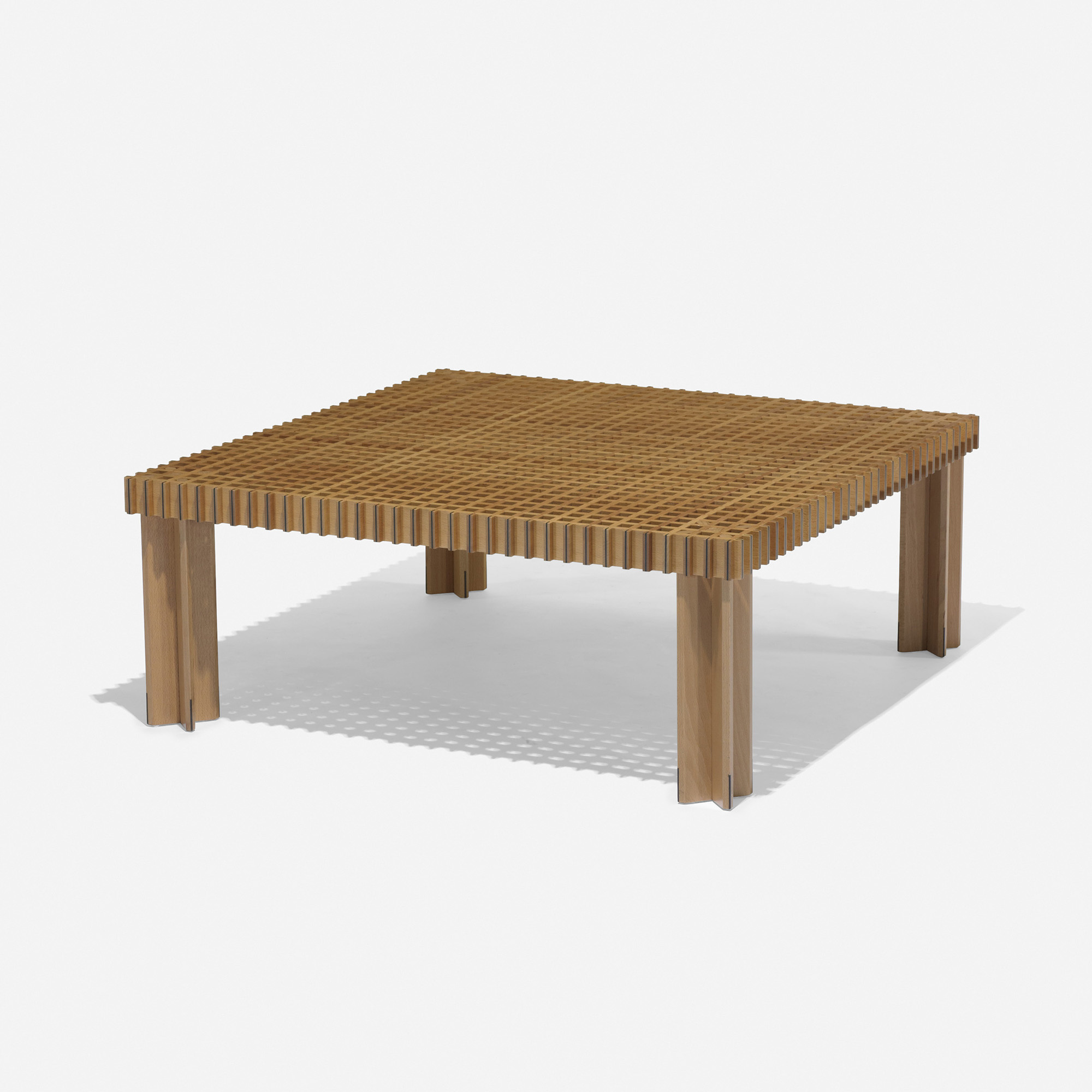 349: Gianfranco Frattini / Kyoto Coffee Table (1 Of 2)