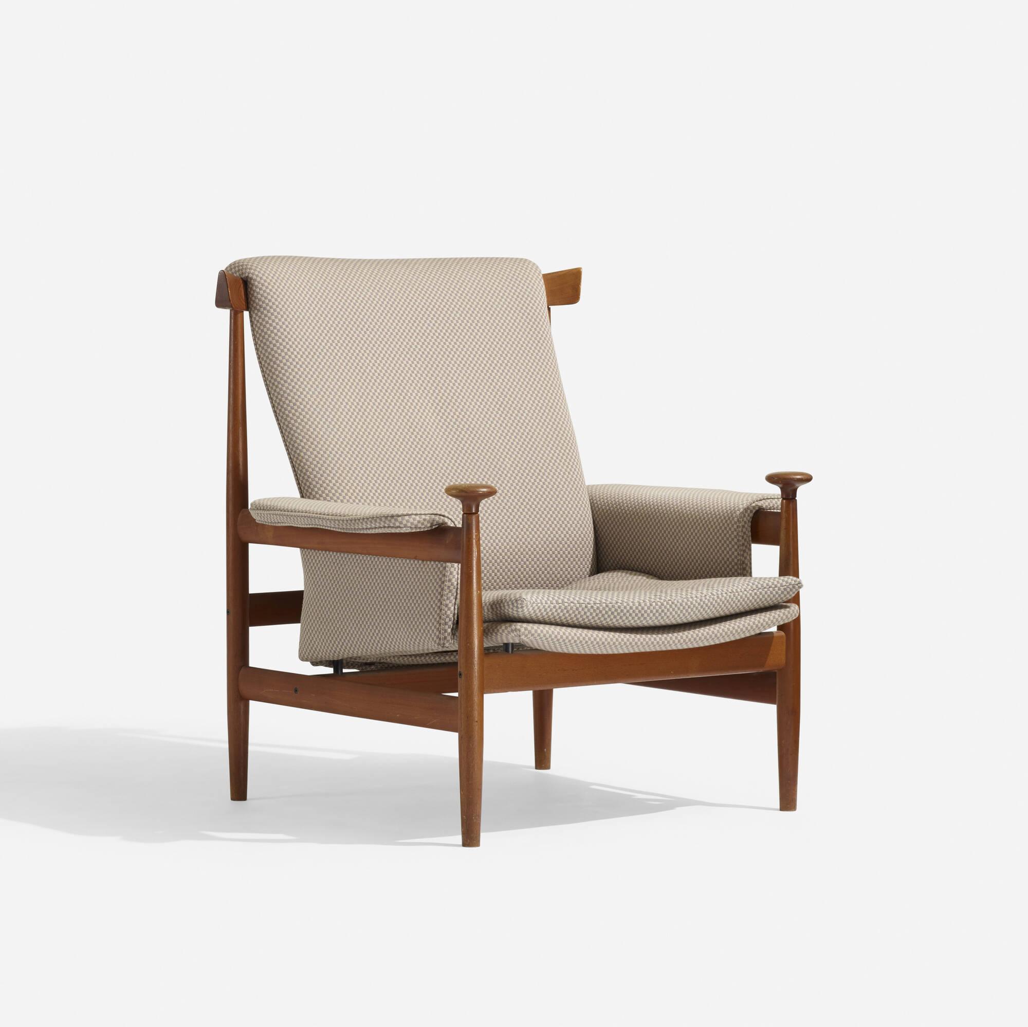 349: Finn Juhl / Bwana armchair (1 of 4)