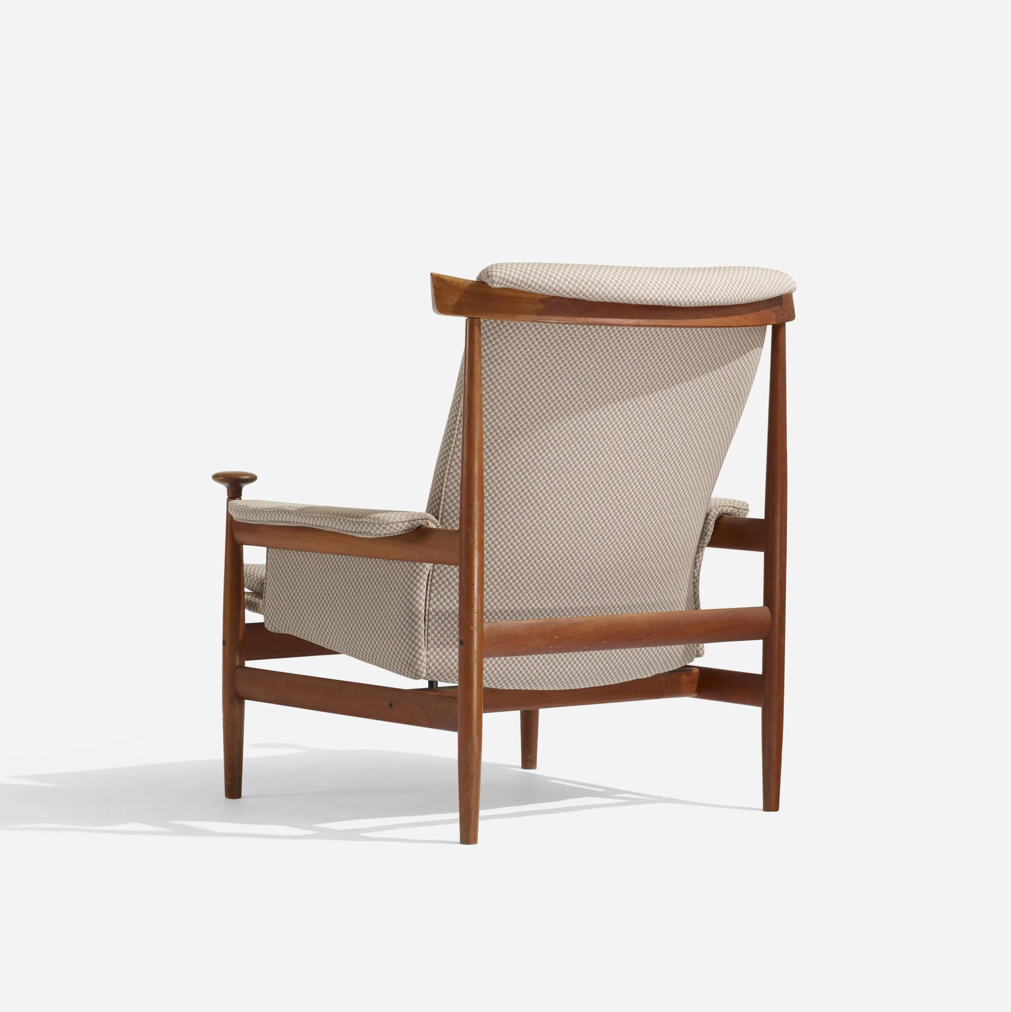 349: Finn Juhl / Bwana armchair (2 of 4)