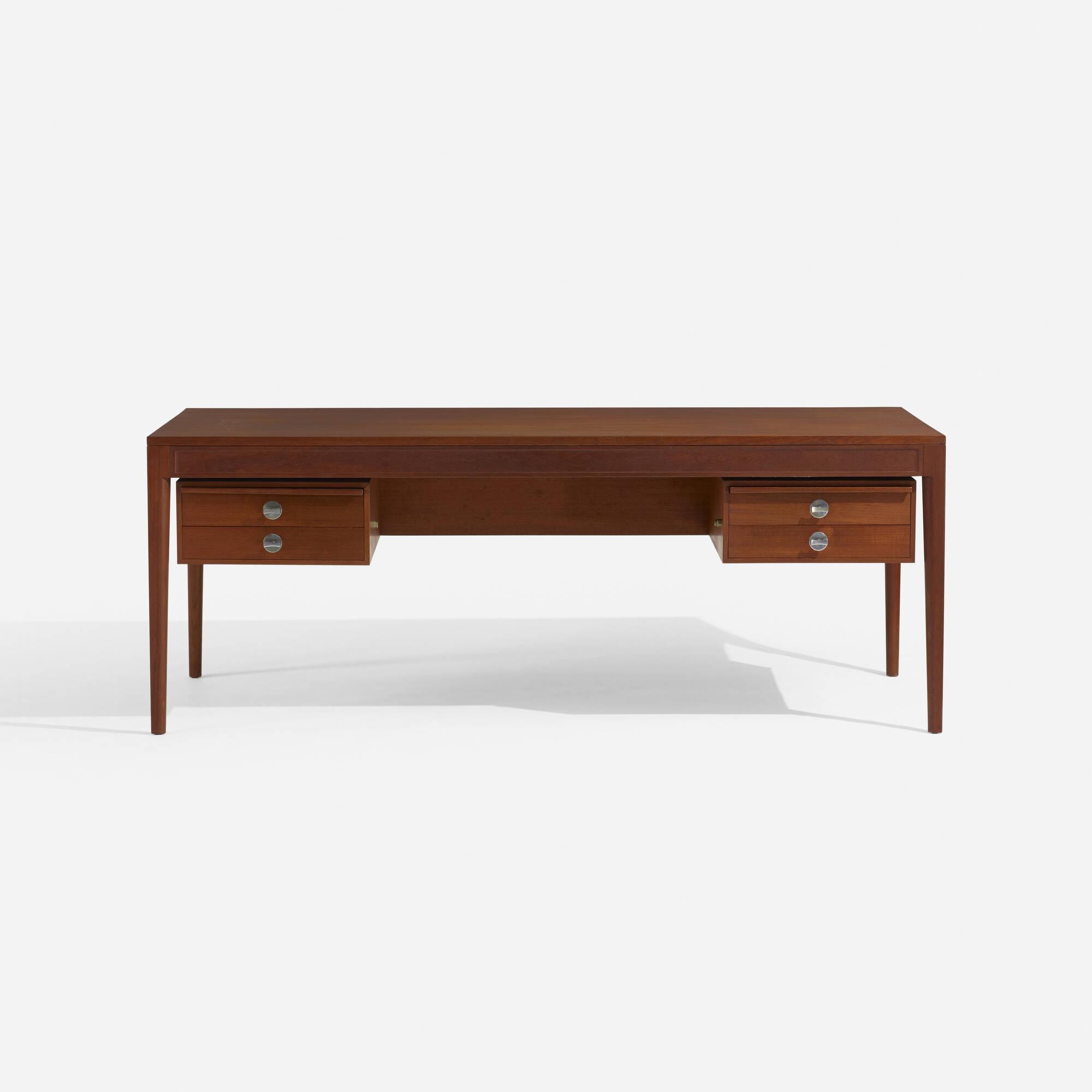 350: Finn Juhl / Diplomat desk (2 of 3)