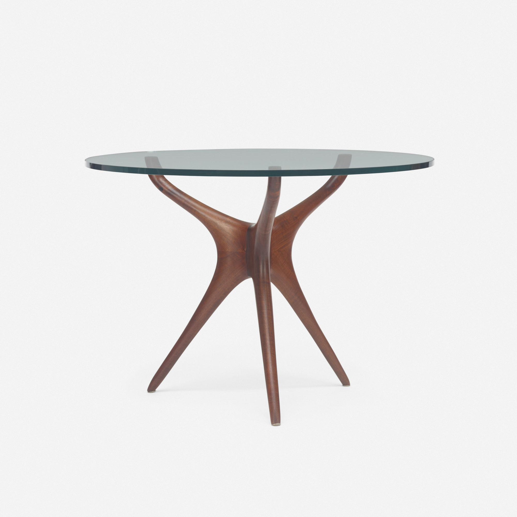 354 Vladimir Kagan Tri symmetric dining table Design 20
