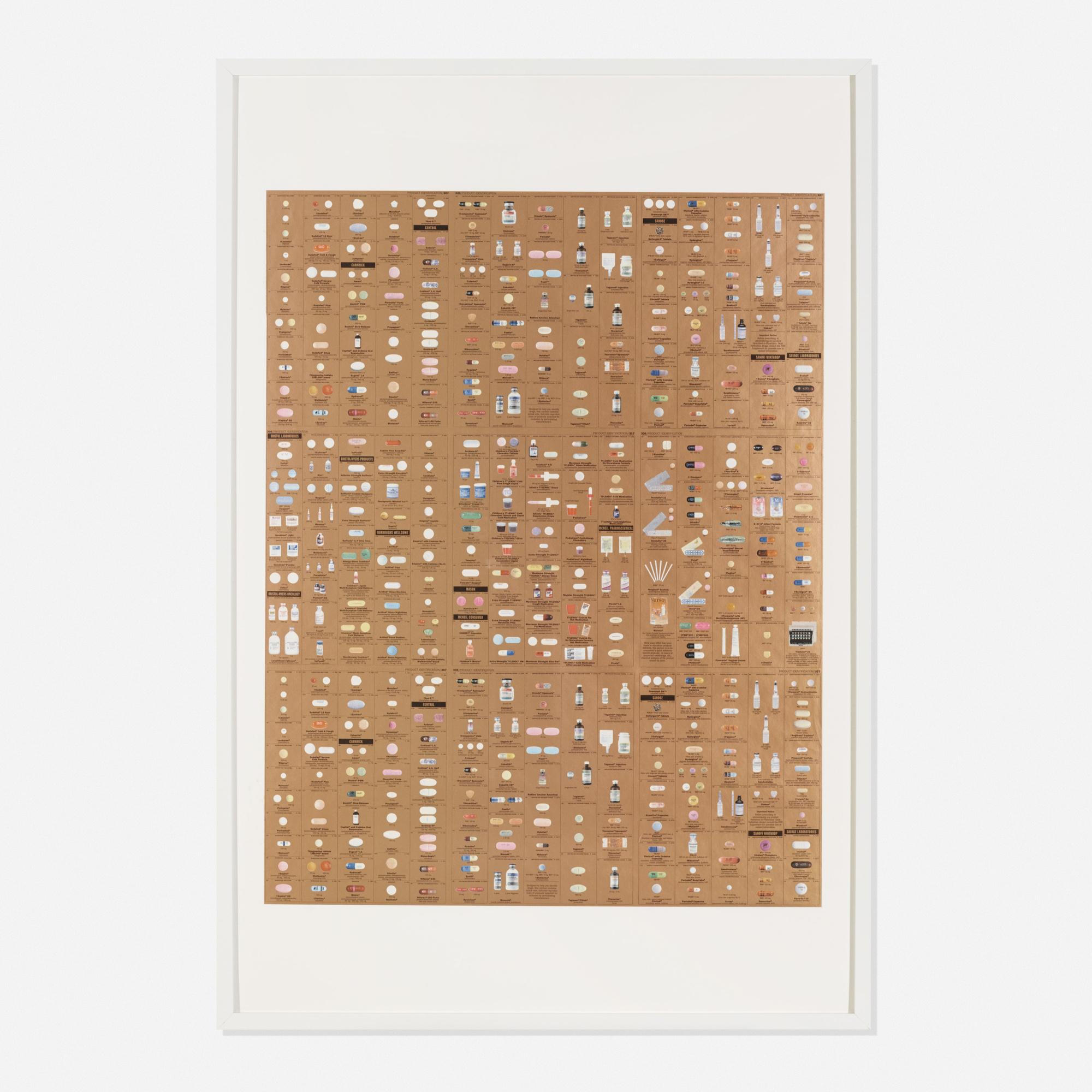 354: Damien Hirst / Pharmacy wallpaper (1 of 1)