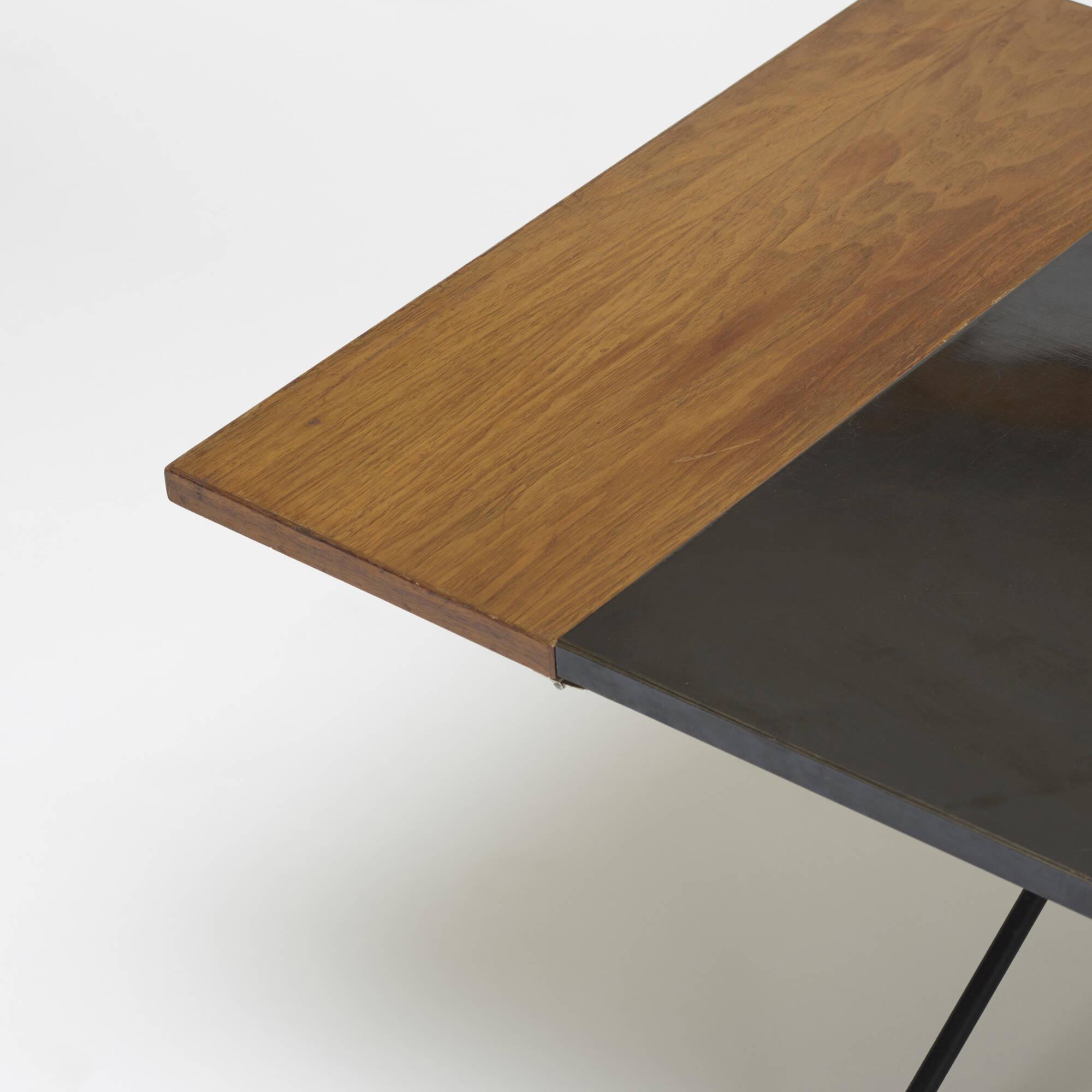 354: Greta Magnusson Grossman / drop-leaf coffee table (3 of 3)