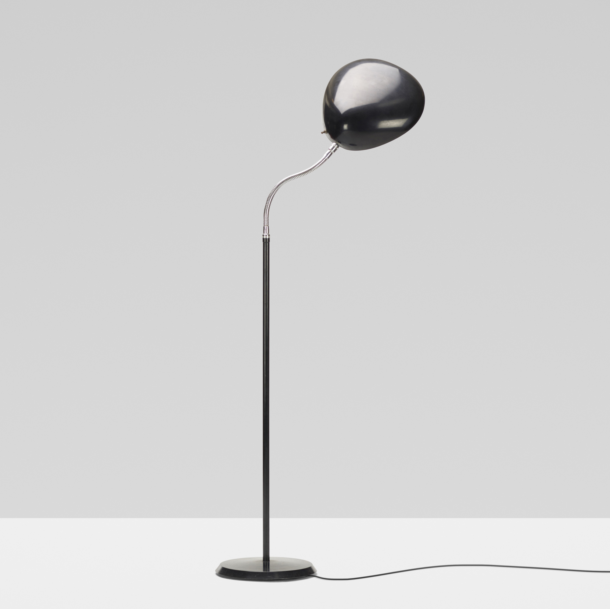 355: Greta Magnusson Grossman / Cobra floor lamp (2 of 2)