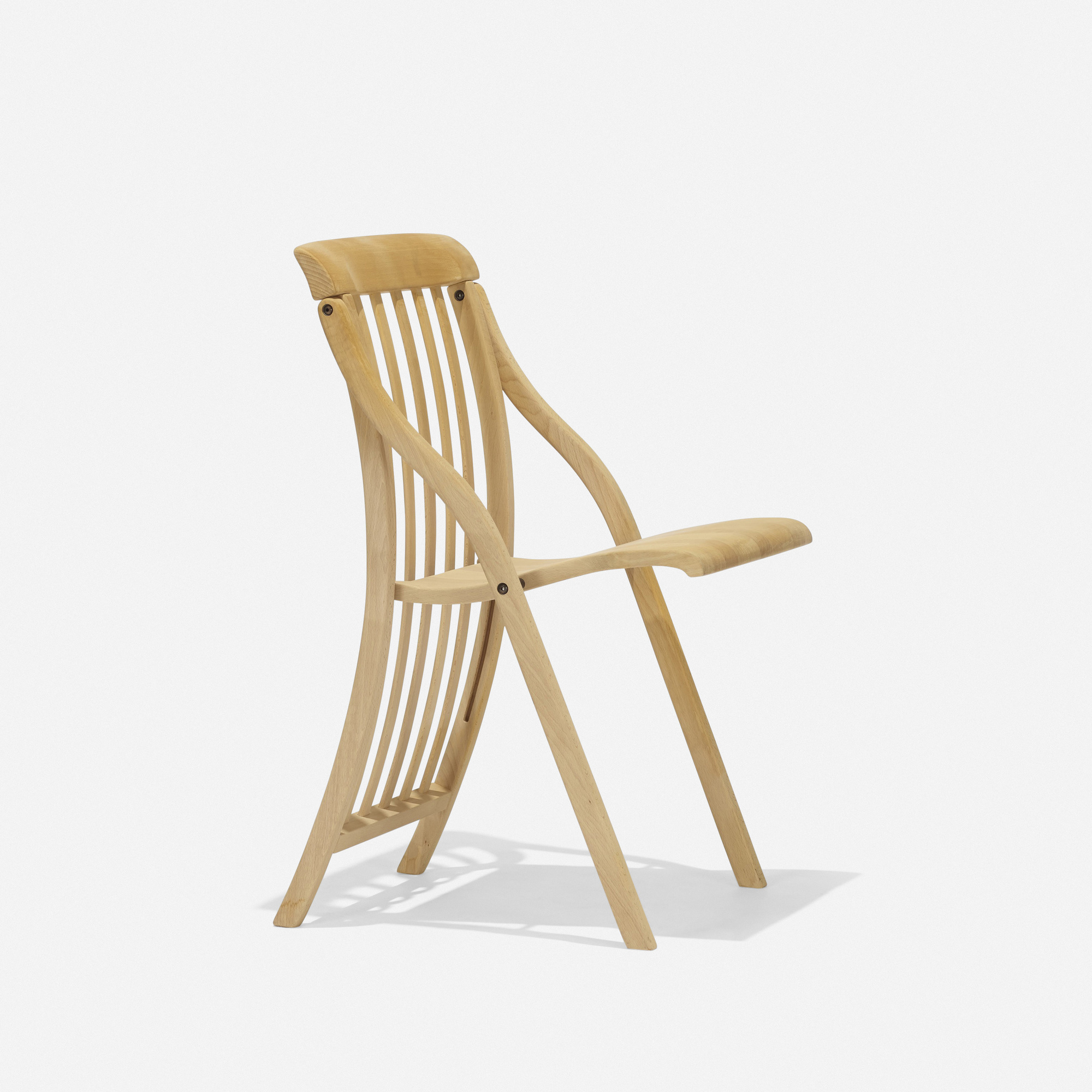 355: Michele de Lucchi / Sedia folding chair (2 of 3)