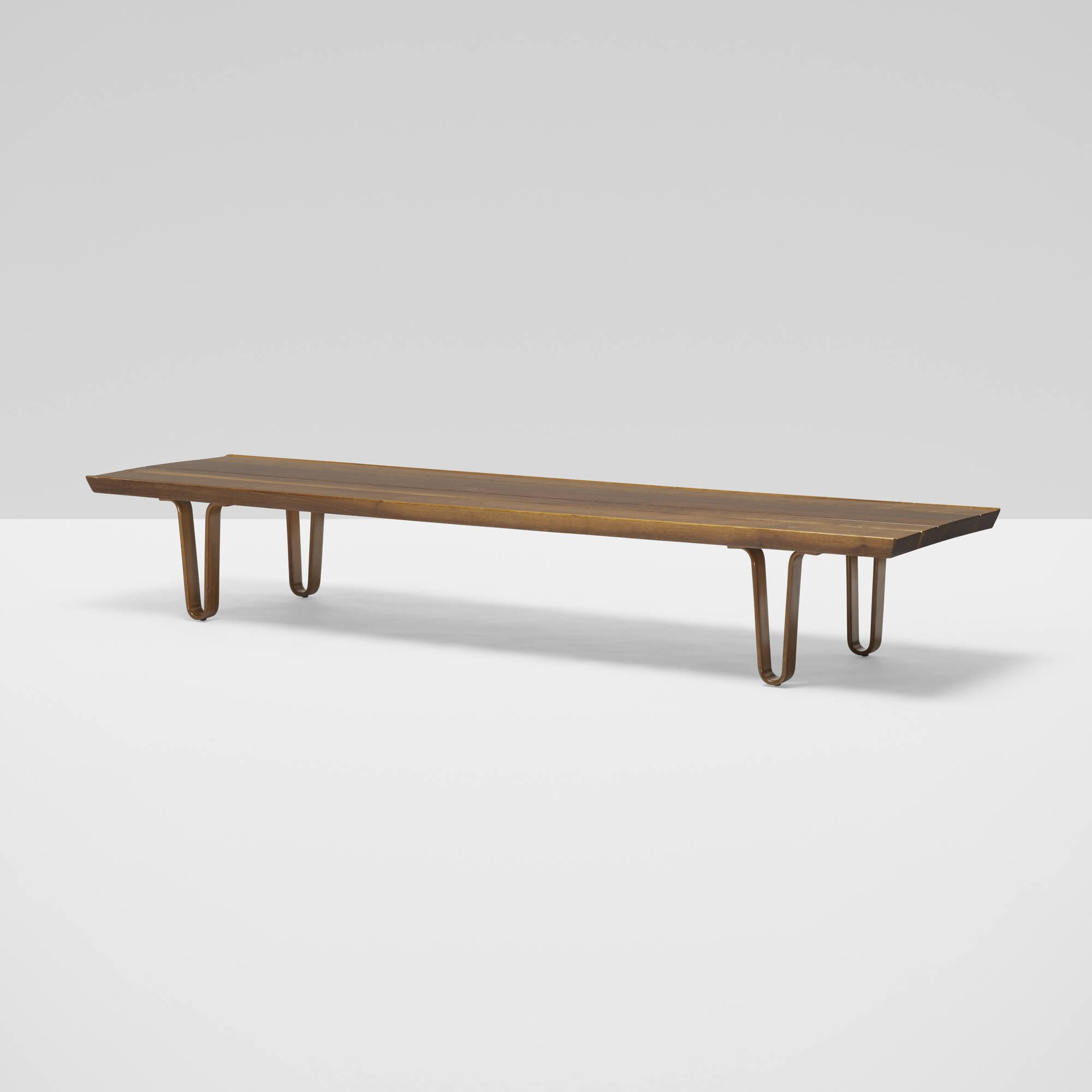 356: Edward Wormley / Long John coffee table (1 of 3)
