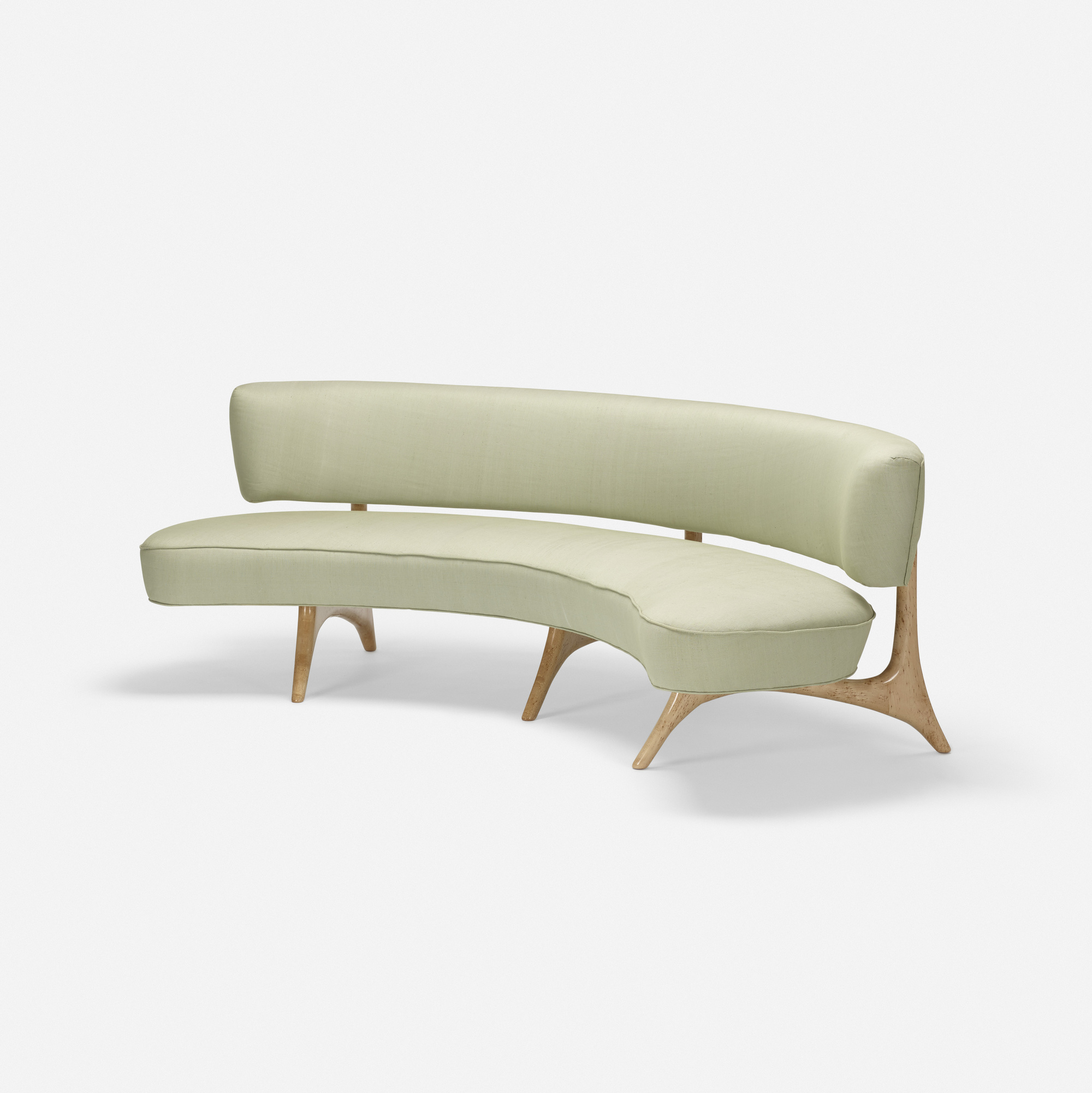356: Vladimir Kagan / Floating Seat and Back sofa (1 of 3)