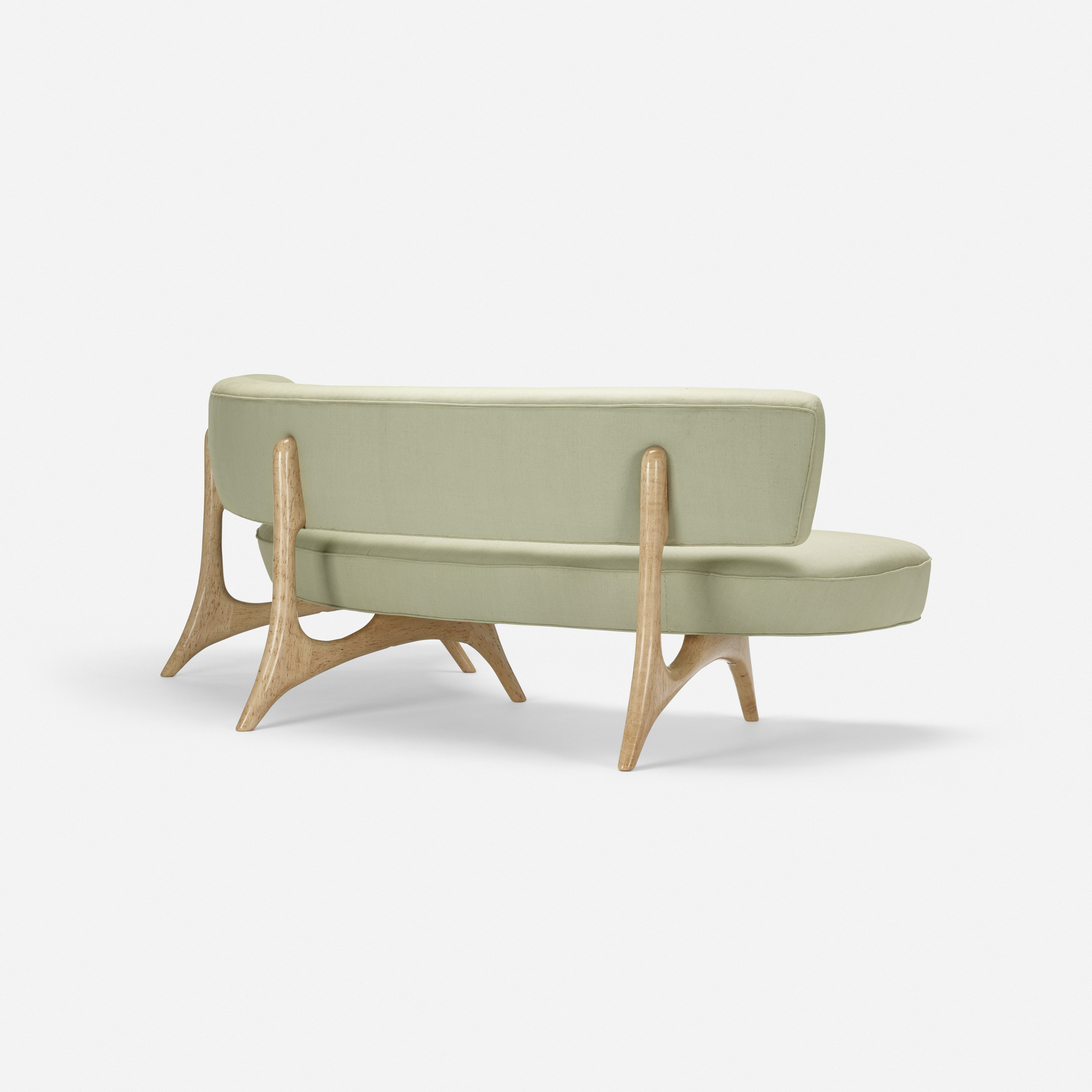 356: Vladimir Kagan / Floating Seat and Back sofa (2 of 3)