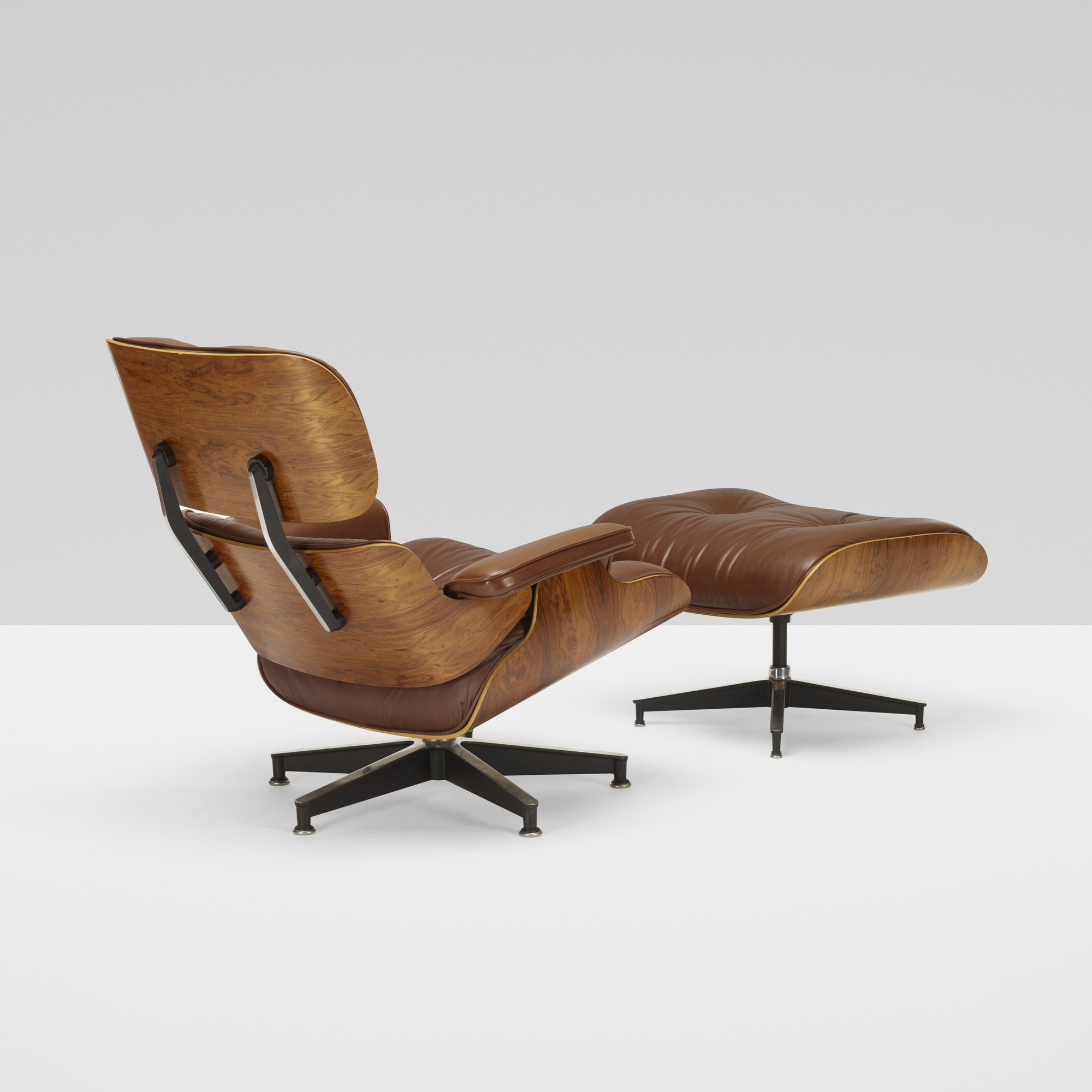 357: Charles and Ray Eames / 670 lounge chair and 671 ottoman (3 of 6)