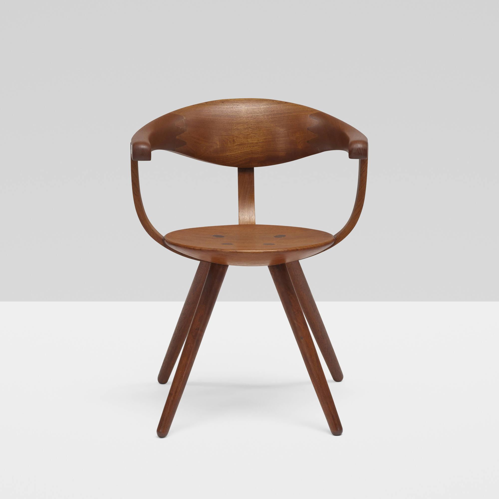 358: Sori Yanagi / rare armchair (1 of 5)