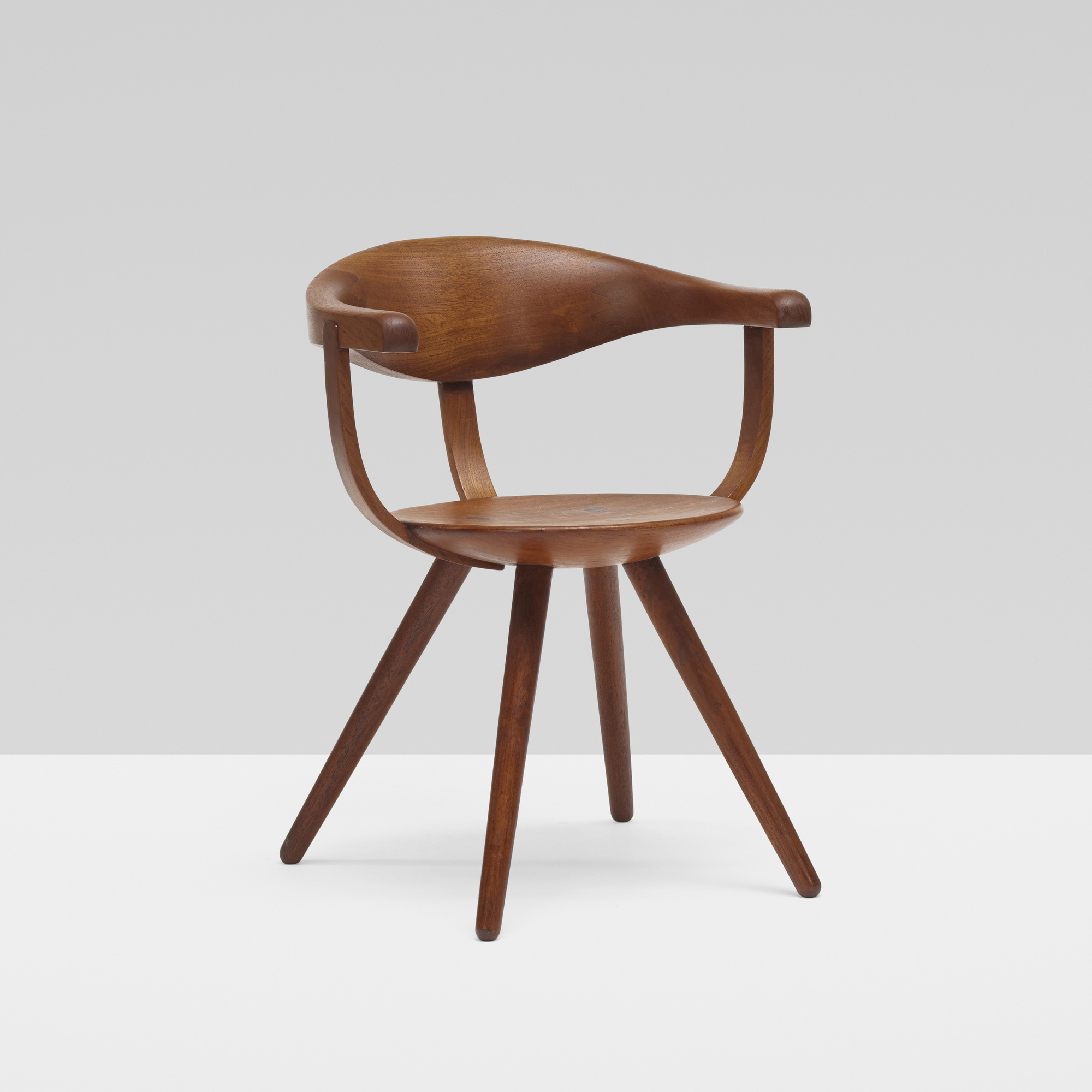 358: Sori Yanagi / rare armchair (2 of 5)