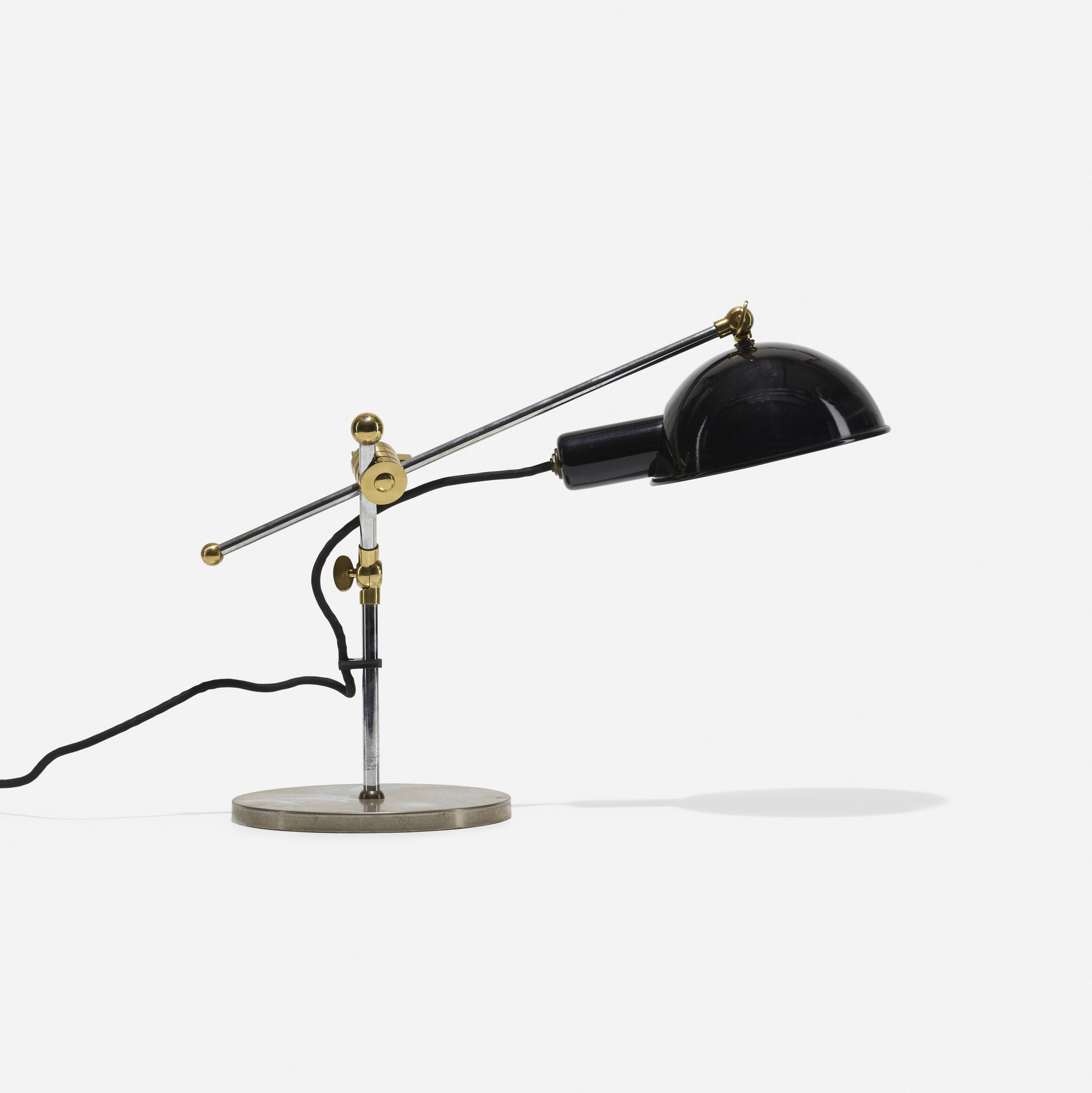 359: Walter Schnepel / adjustable desk lamp, model SF 27 (1 of 3)