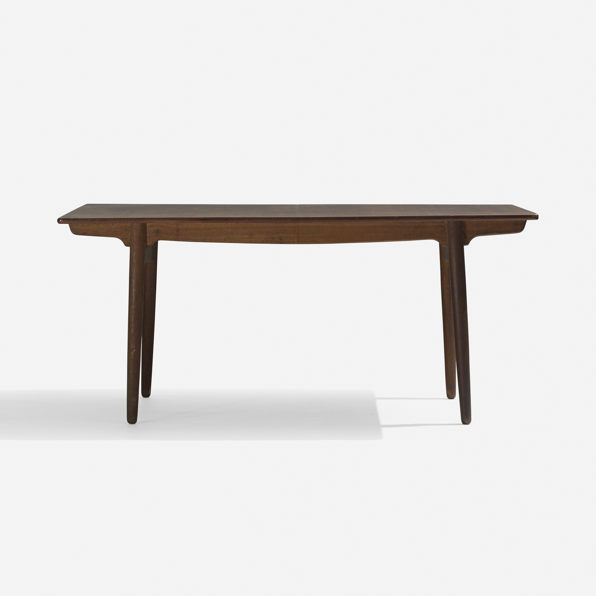 359 Hans J Wegner Dining Table, Model At310 (2 Of