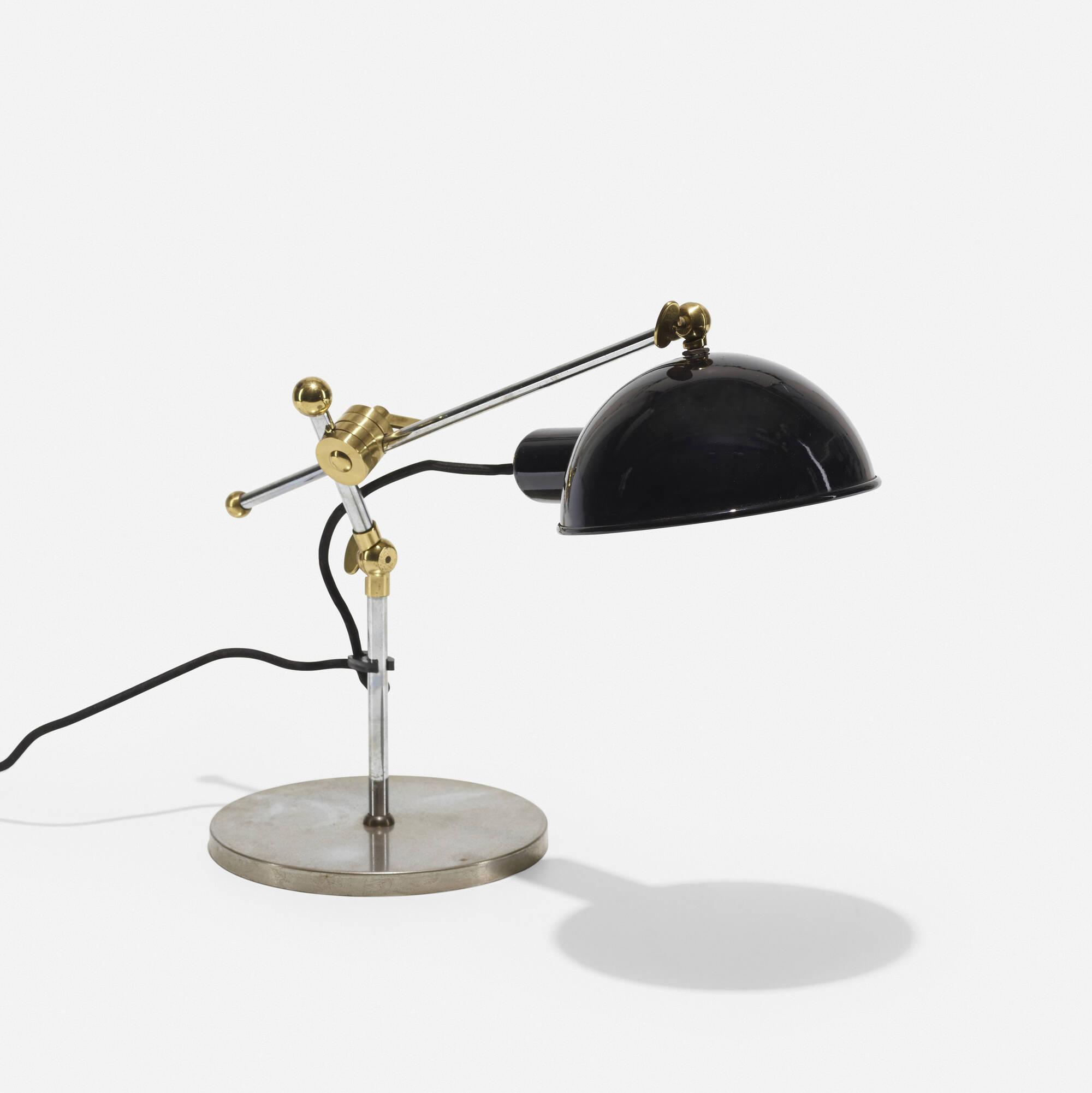 359: Walter Schnepel / adjustable desk lamp, model SF 27 (2 of 3)