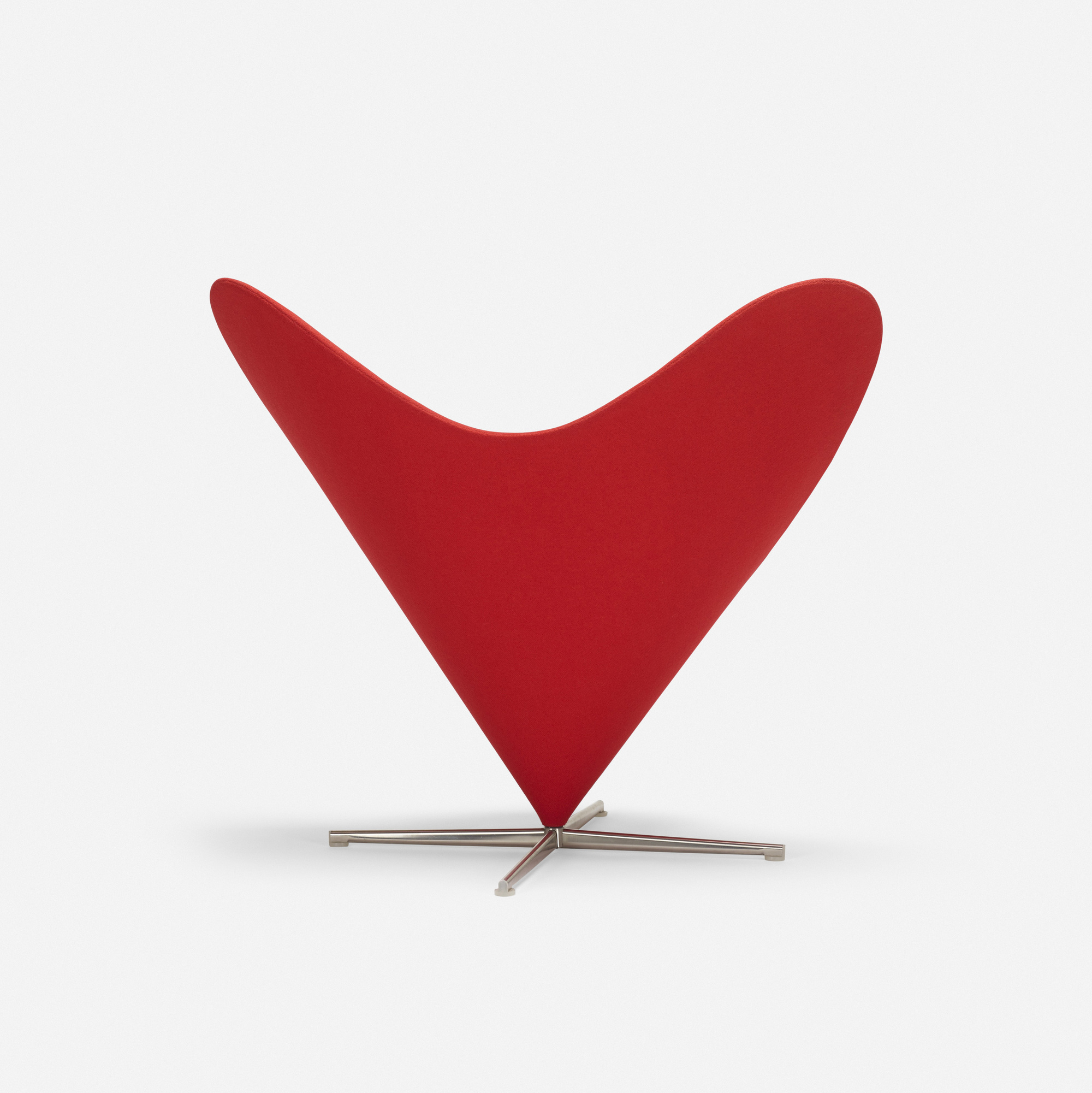 ... 359: Verner Panton / Heart Cone Chair (3 Of 4)