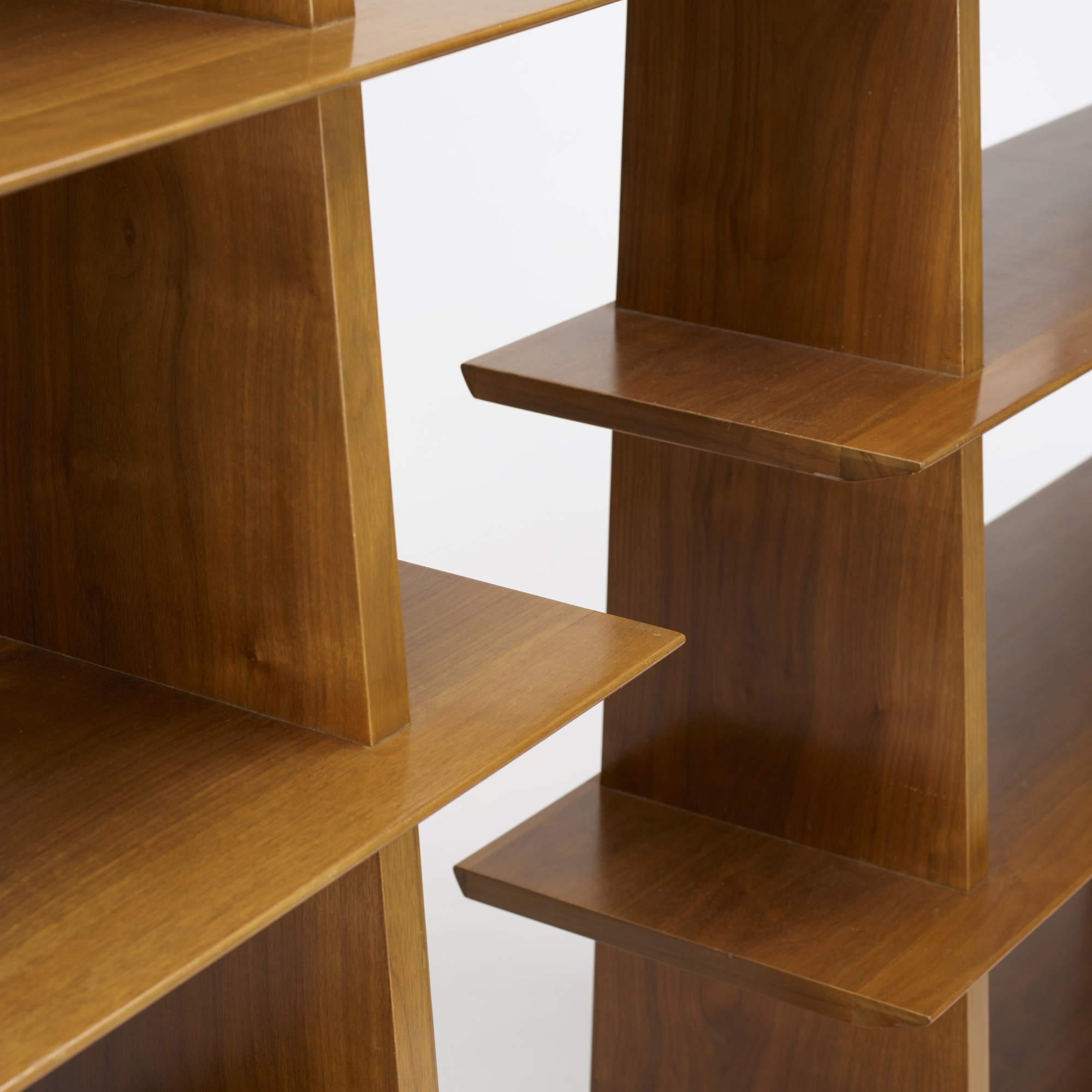 359: Edward Wormley / bookcases model 5264, pair (3 of 3)