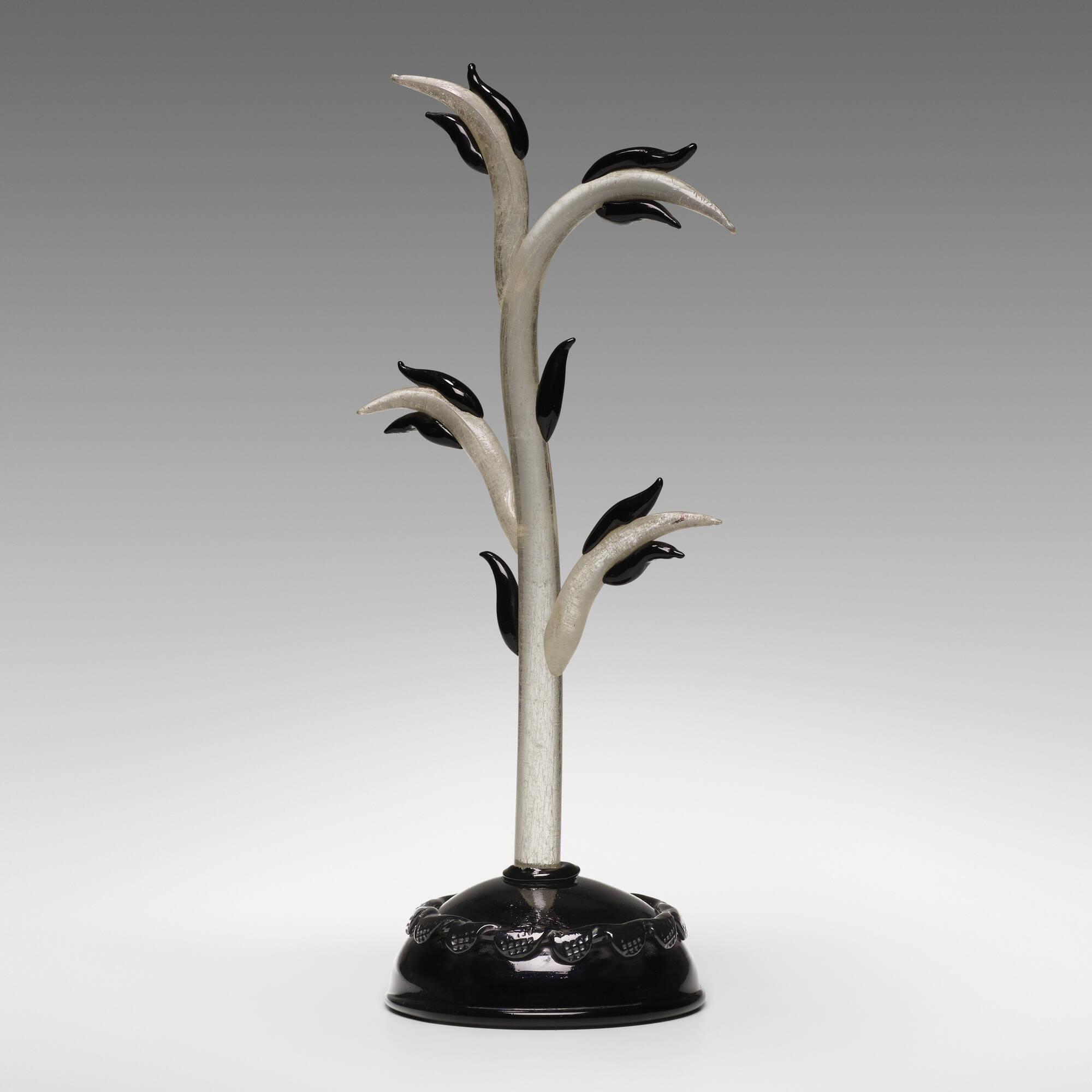 35: Ercole Barovier / Rare and Important Primavera Tree form (1 of 2)