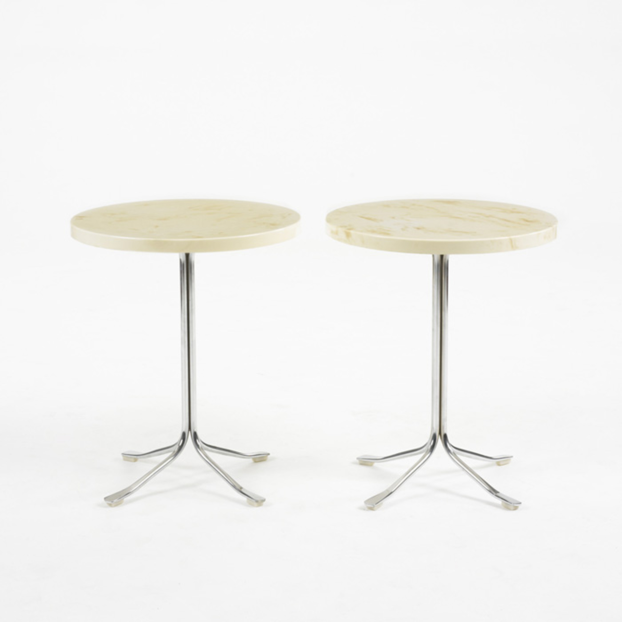buy popular f2d29 a5116 360: GIDEON KRAMER, Ion occasional tables, pair < Mass ...