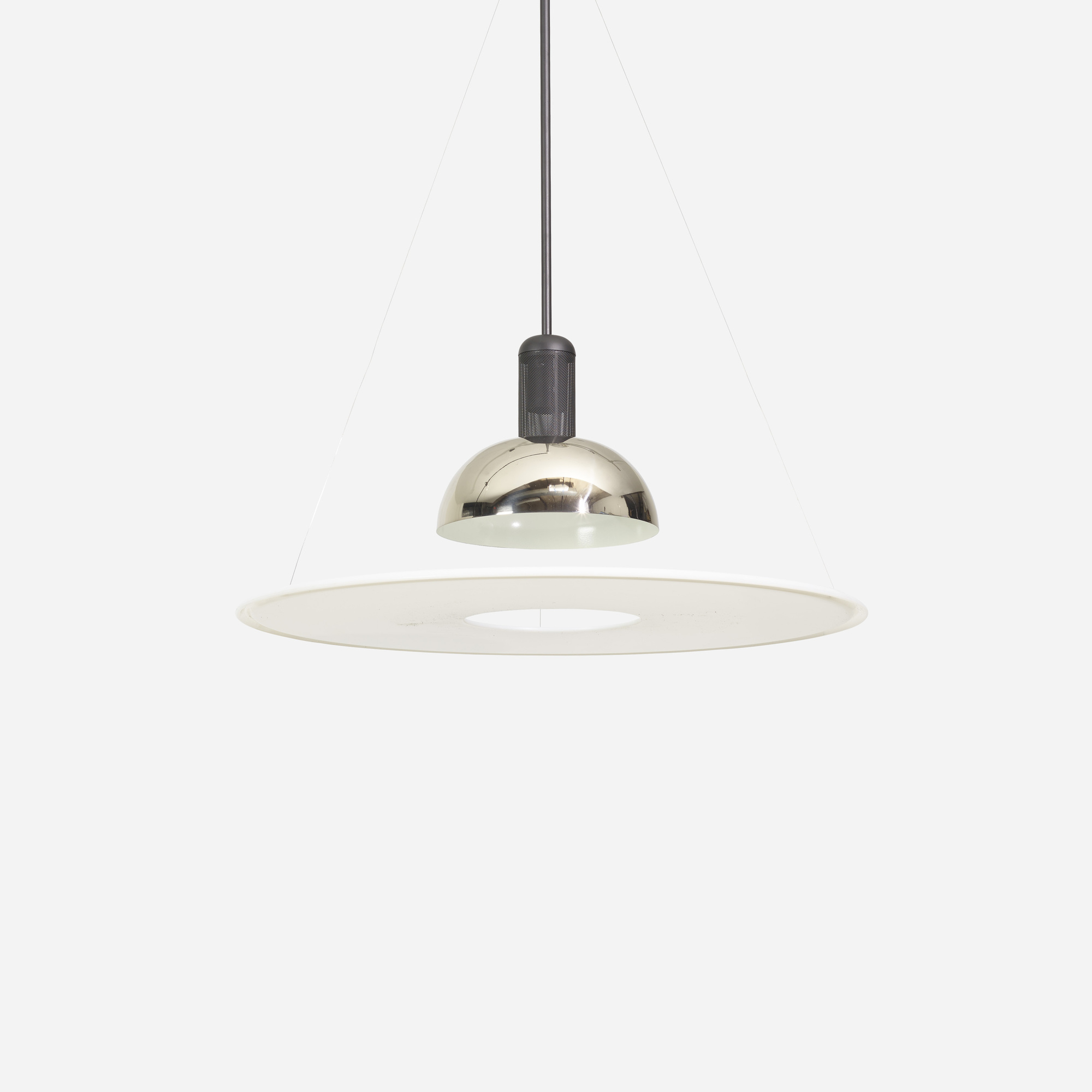 360: Achille Castiglioni / Frisbi pendant lamp (1 of 1)