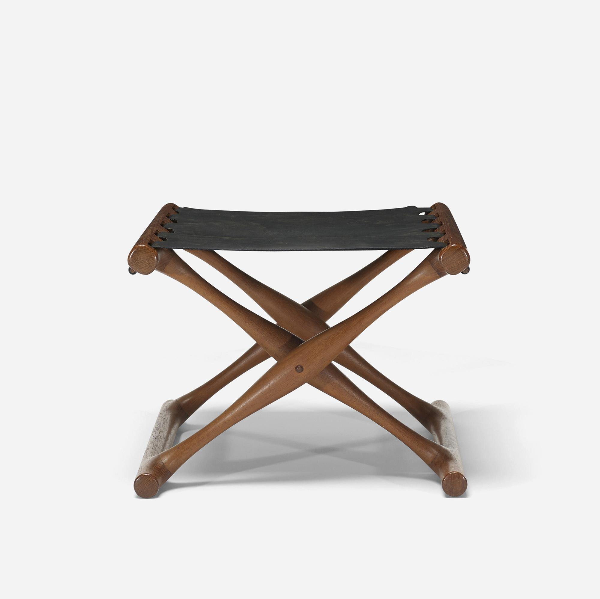 362: Poul Hundevad / Guldhoj folding stool (2 of 3)