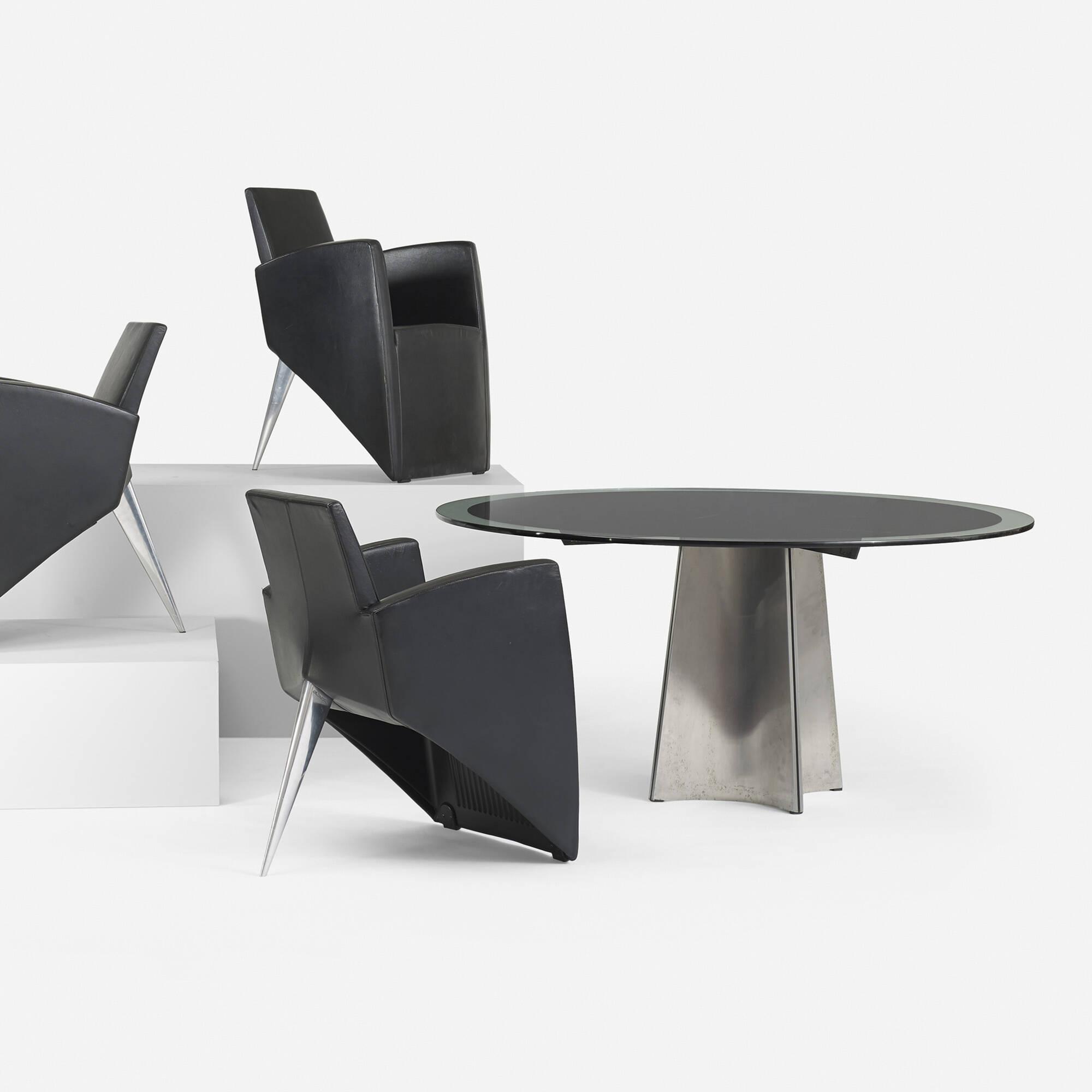362 luigi saccardo dining table for Table design 2014