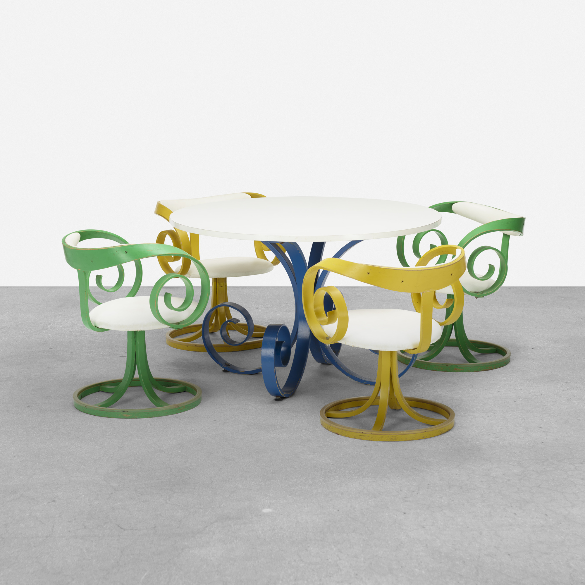 363: George Mulhauser / Sultana dining set (1 of 1)