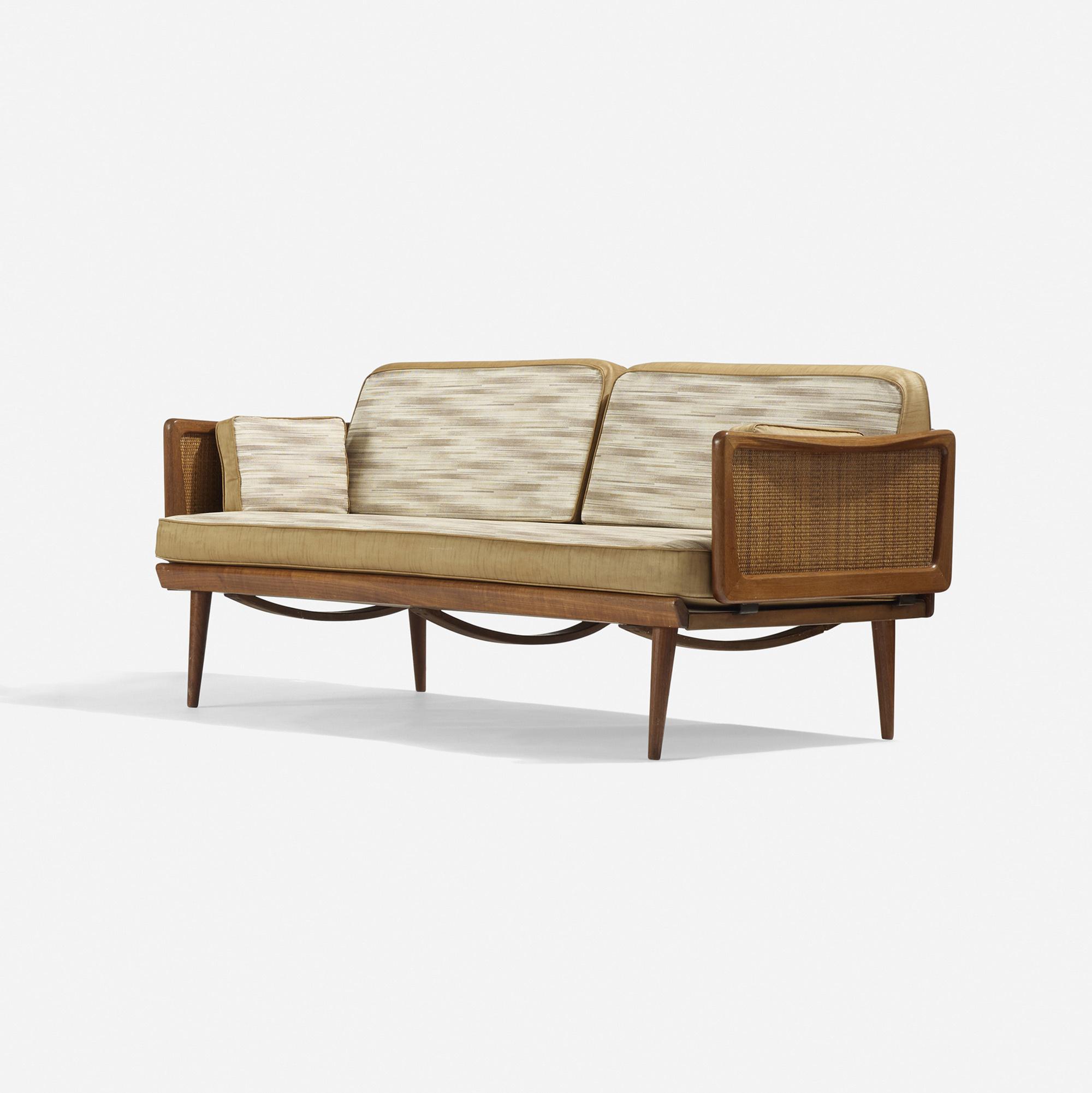 363: Peter Hvidt / daybed, model FD 451 (1 of 2)