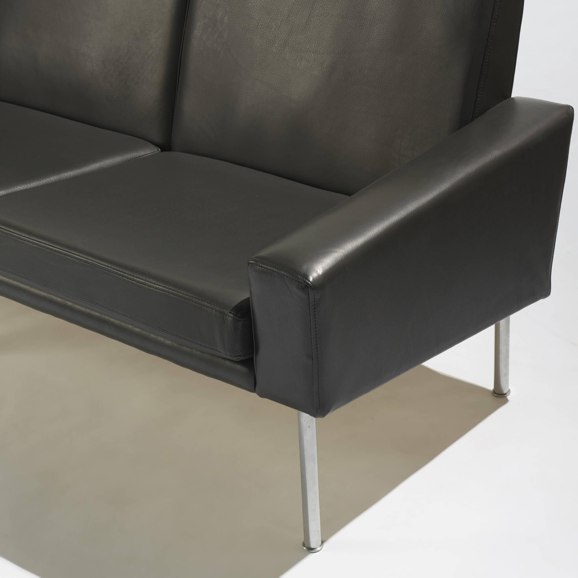 363 Hans J Wegner Sofa Model Ap 34 3 Scandinavian Design 18