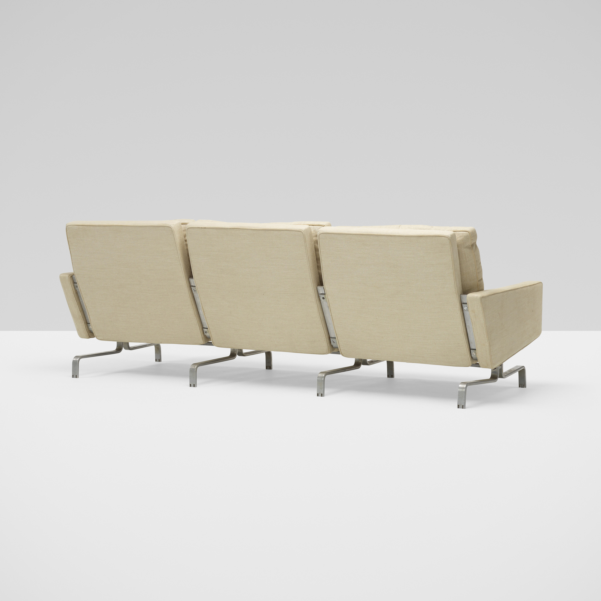 368: Poul Kjaerholm / PK 31/3 sofa (2 of 4)