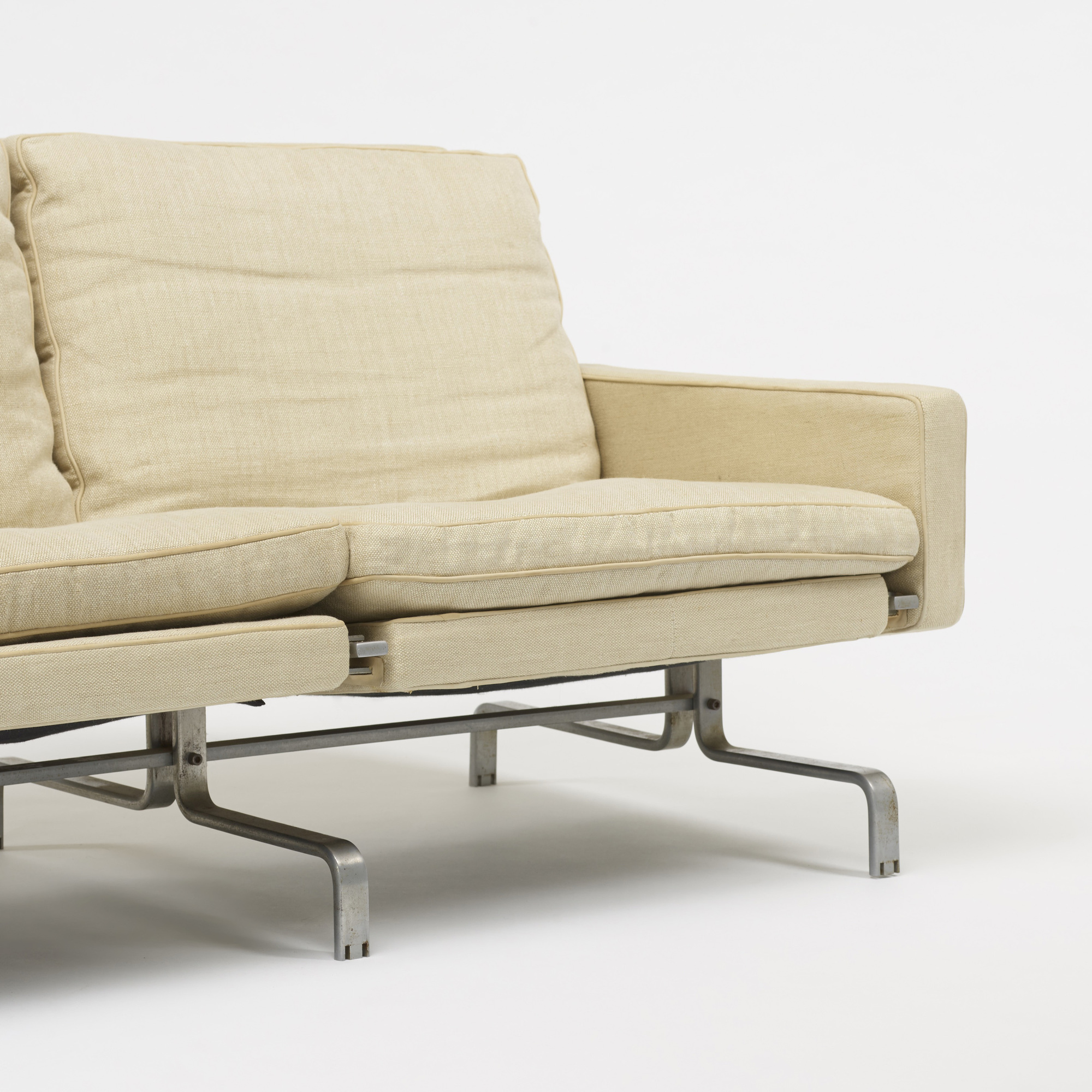 368: Poul Kjaerholm / PK 31/3 sofa (3 of 4)