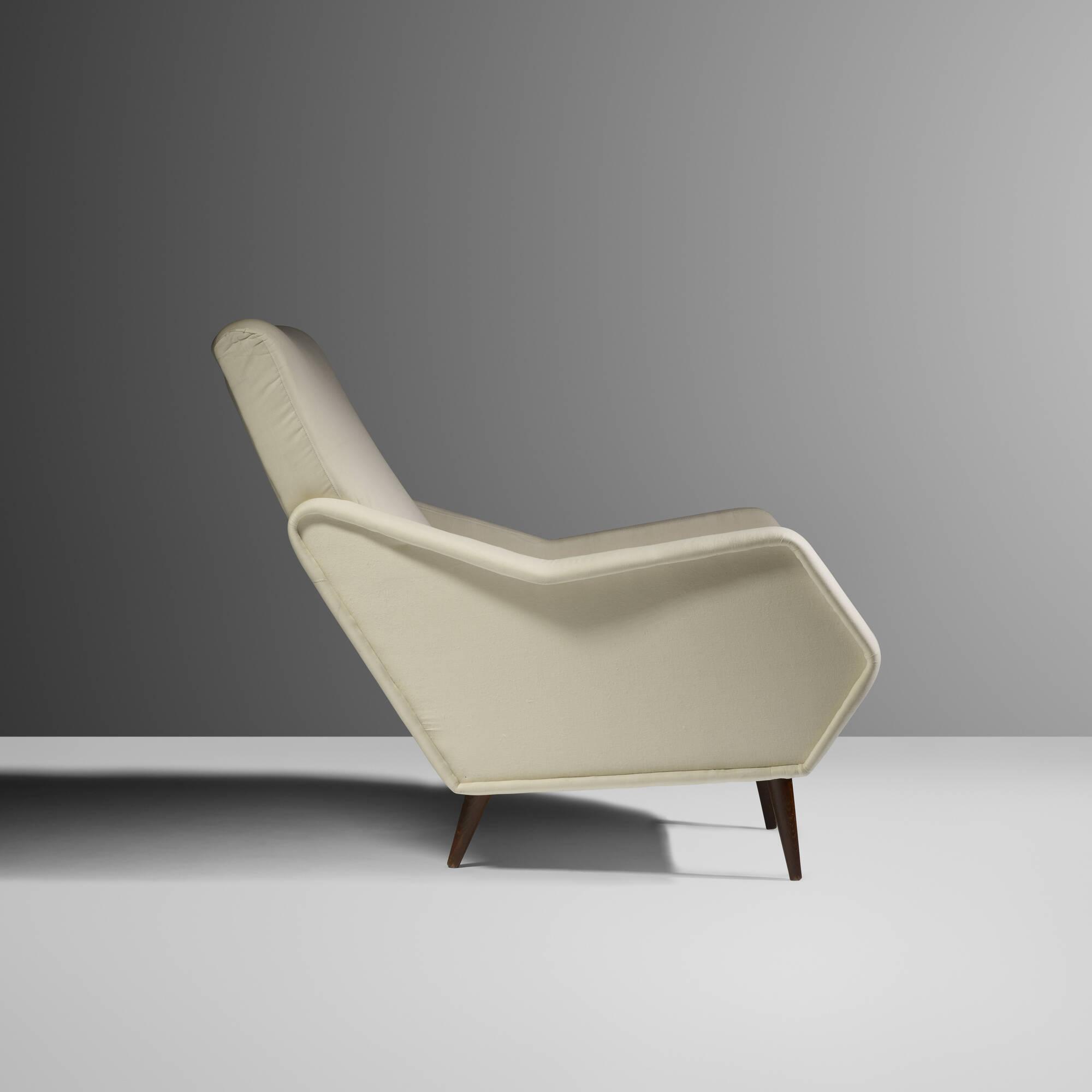 36: Gio Ponti / Rare lounge chairs, pair (4 of 5)